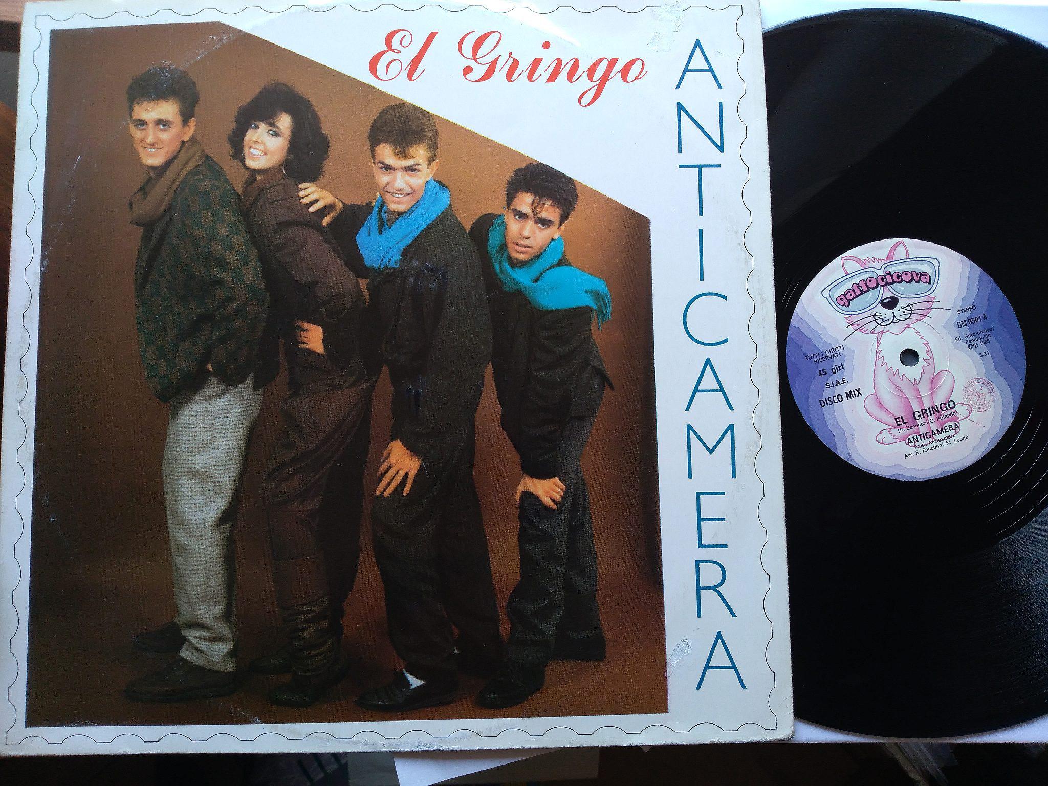 Anticamera - El Gringo