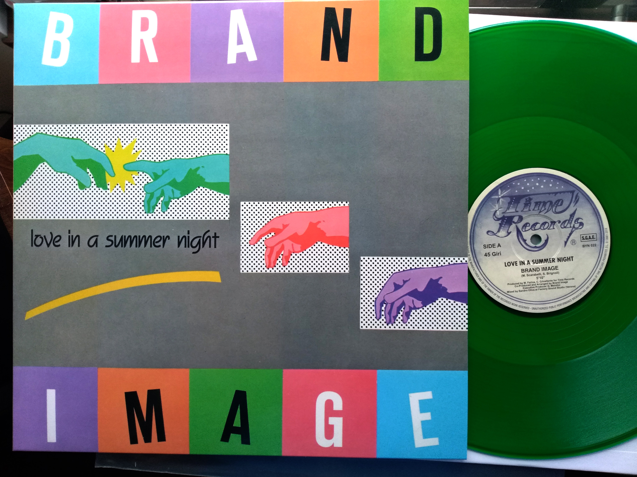 Brand Image - Love In A Summer Night