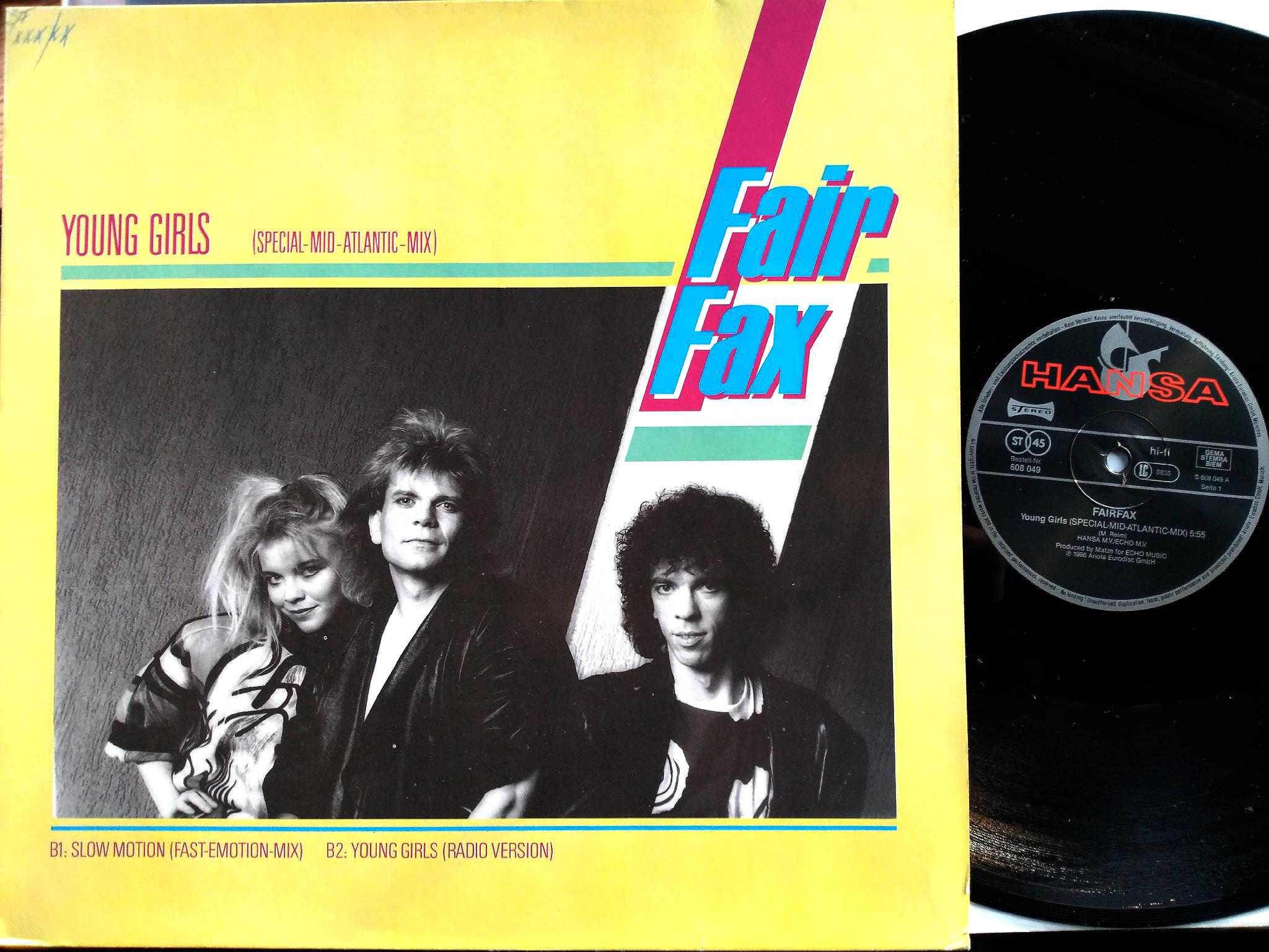 Fair Fax - Young girls