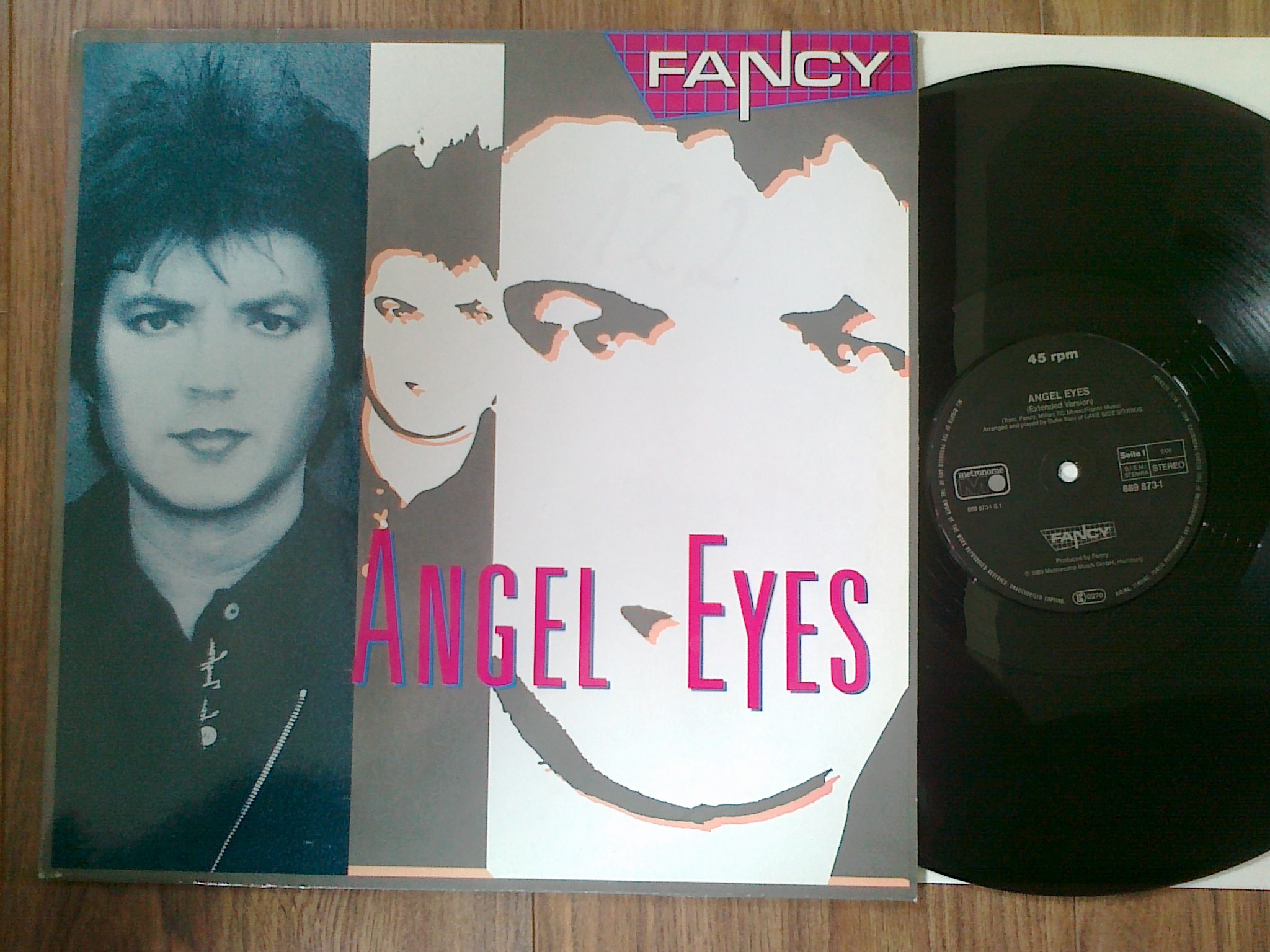 Fancy - Angel Eyes