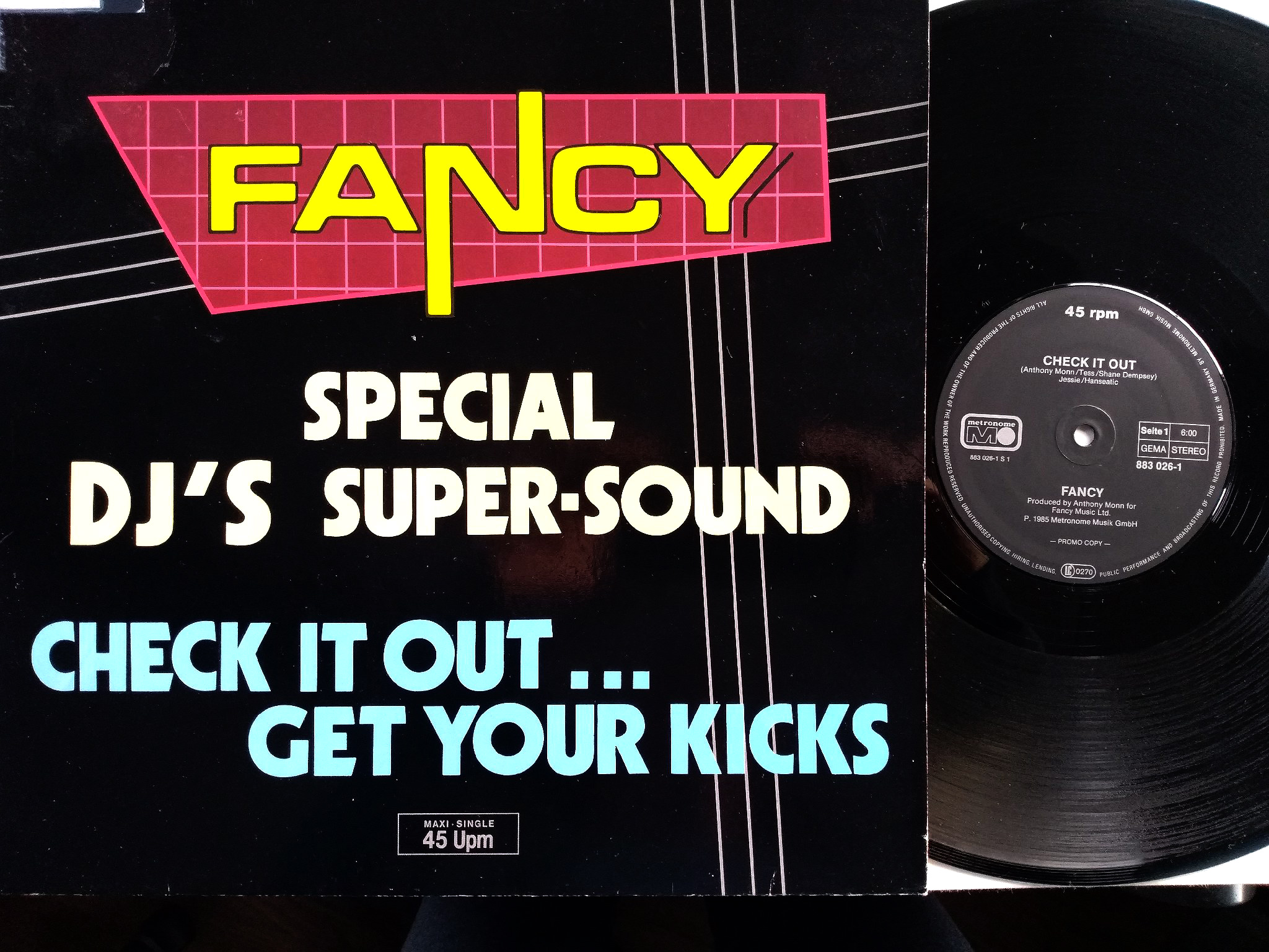 Fancy - Special DJ'S Super-Sound