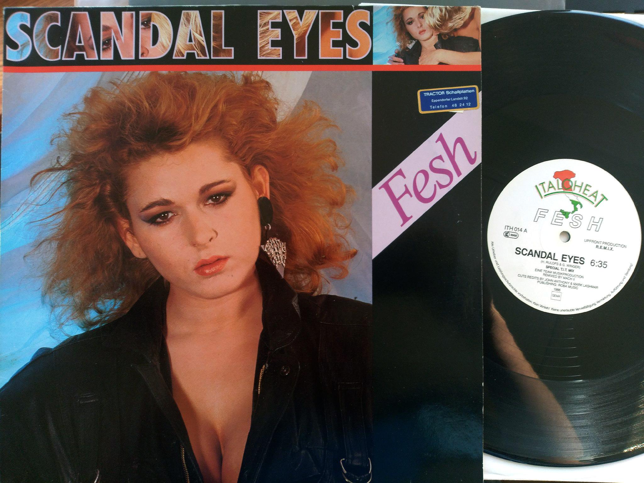 Fesh - Scandal Eyes