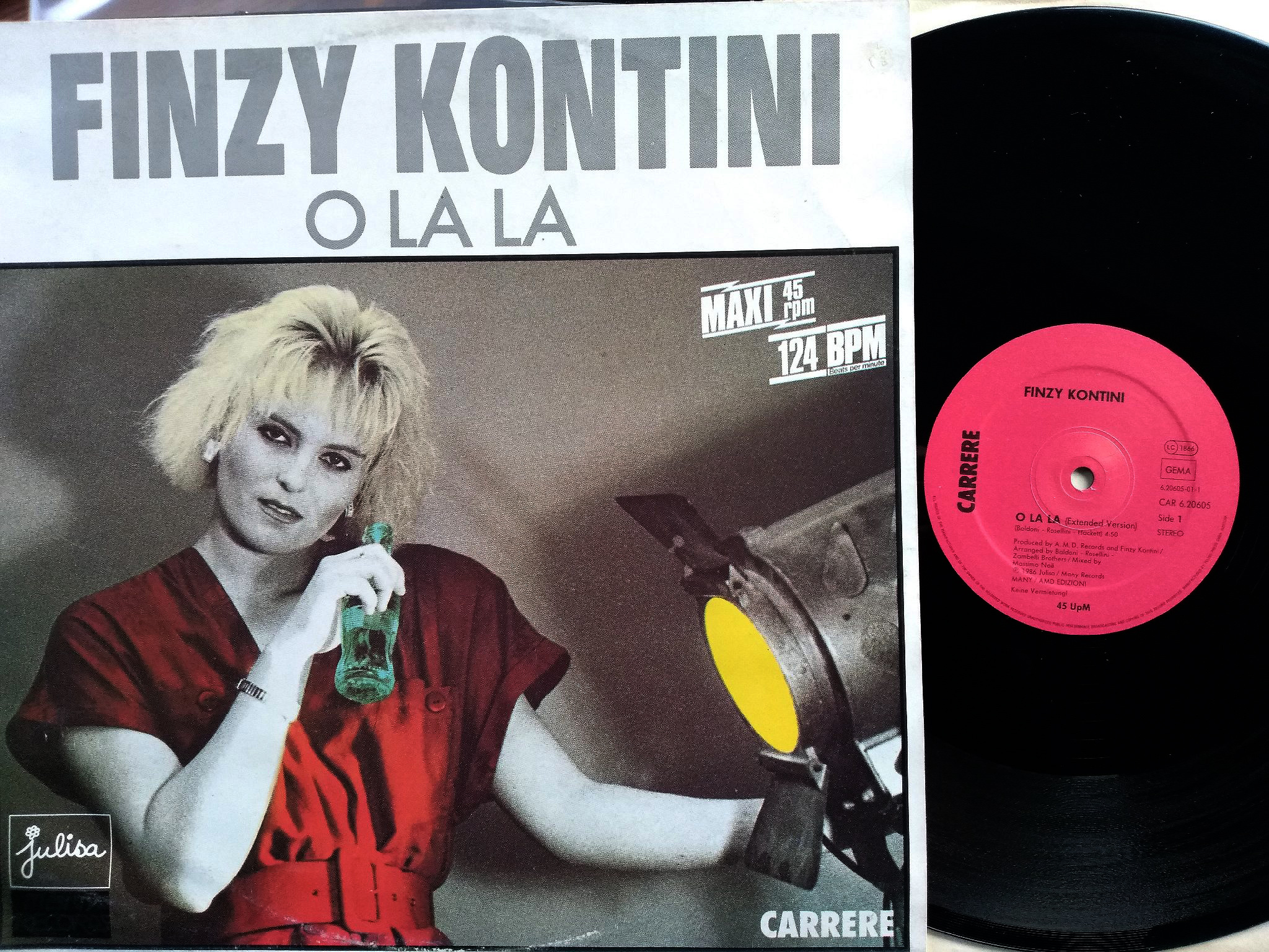 Finzy Kontini - Oh la la
