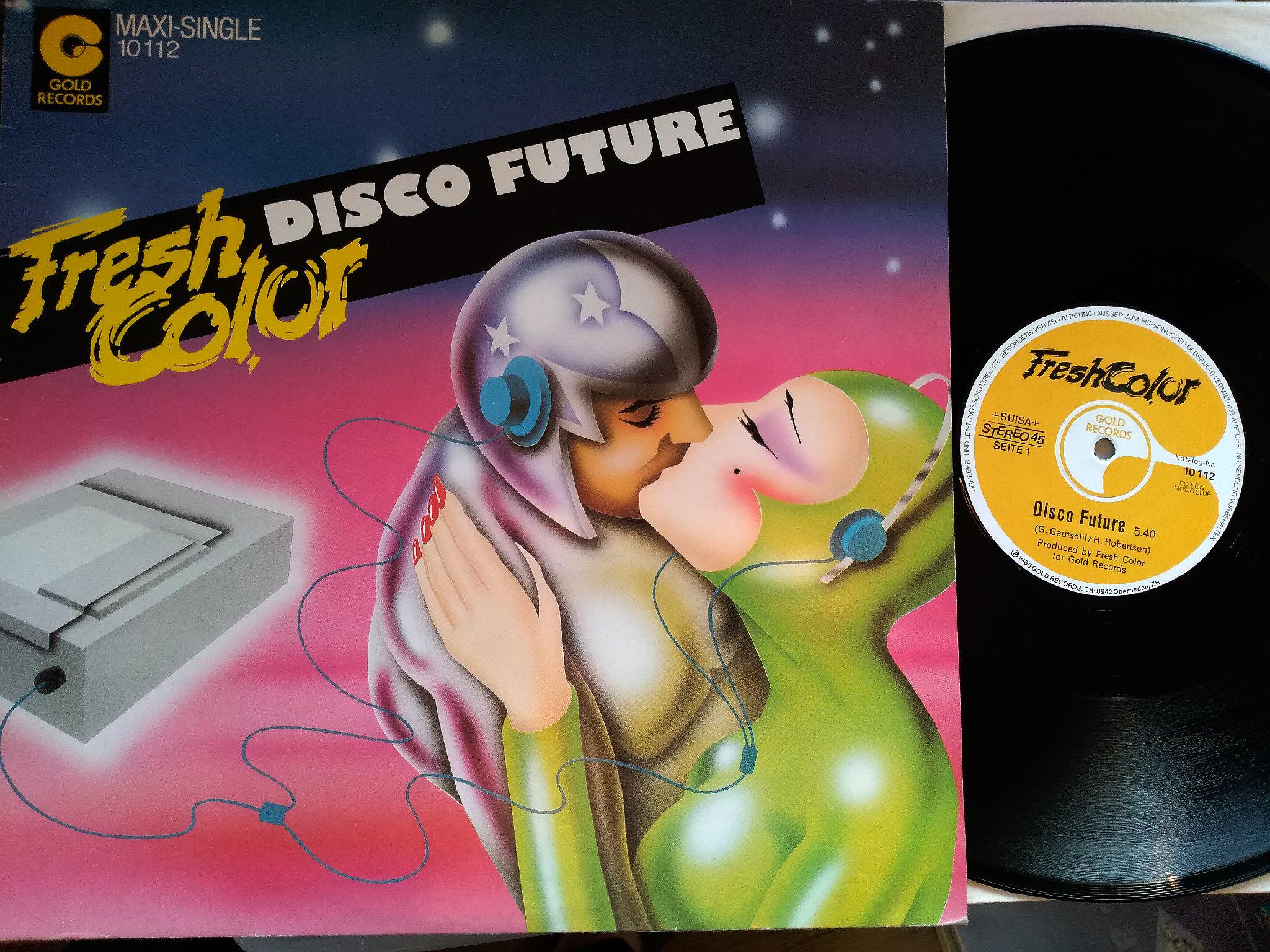 Fresh Color - Disco Future