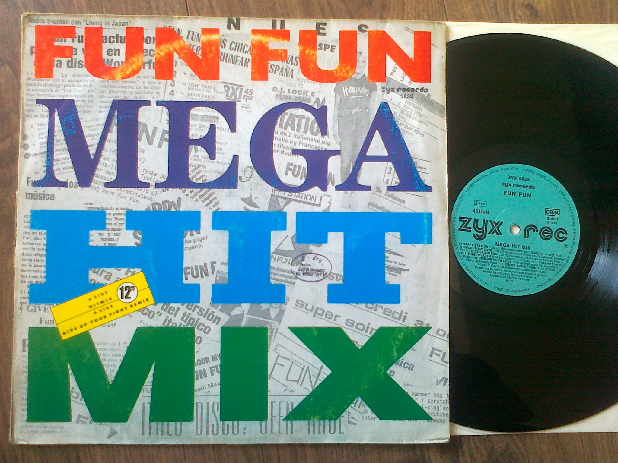 Fun Fun - Mega Hits Mix
