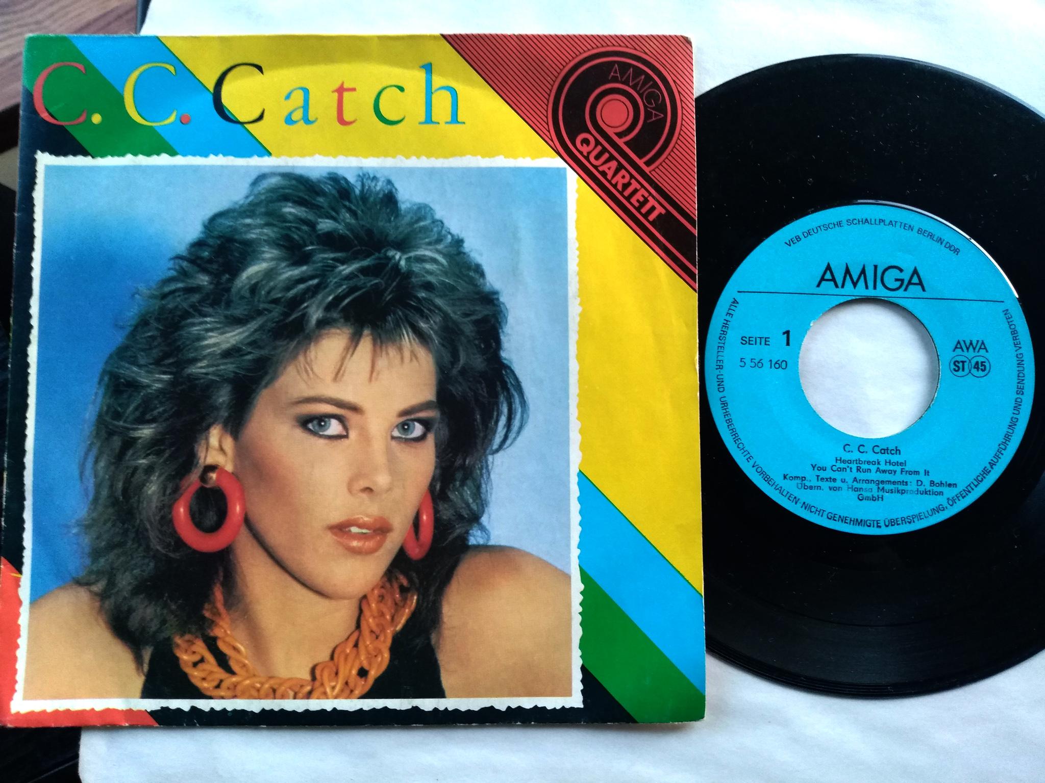 C. C. Catch - C. C. Catch 7'