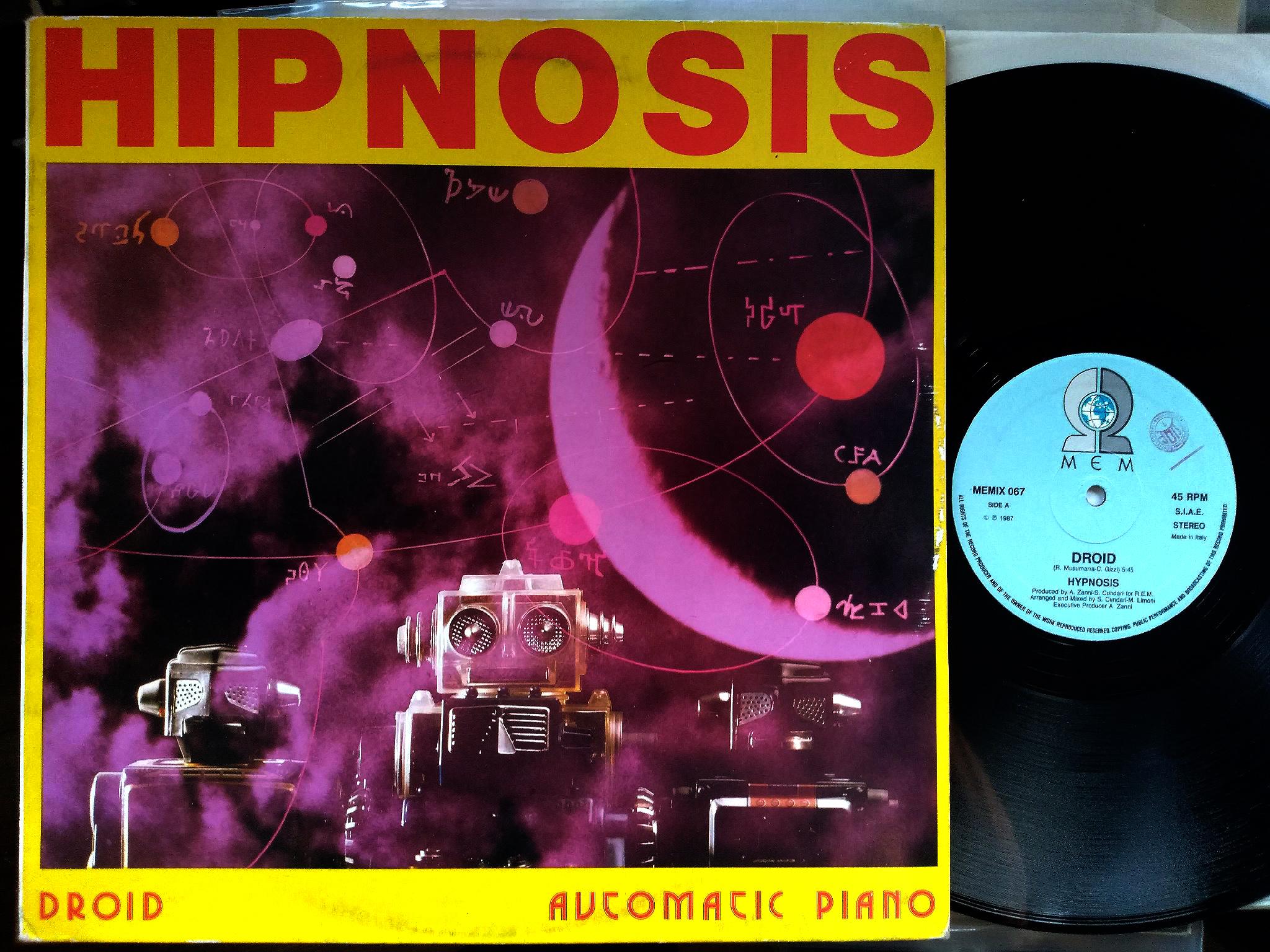 Hipnosis - Automatic Piano