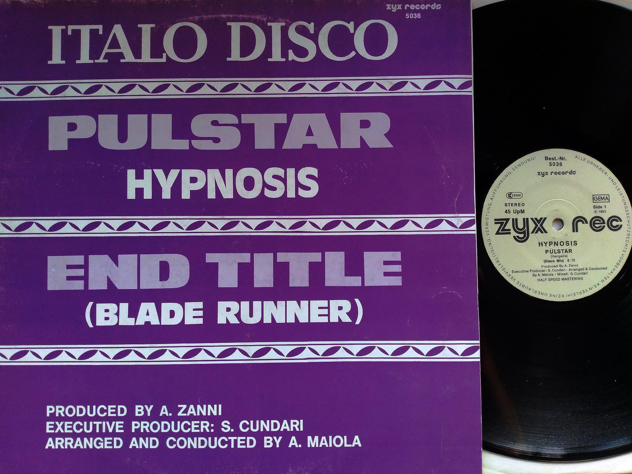 Hipnosis - Pulstar
