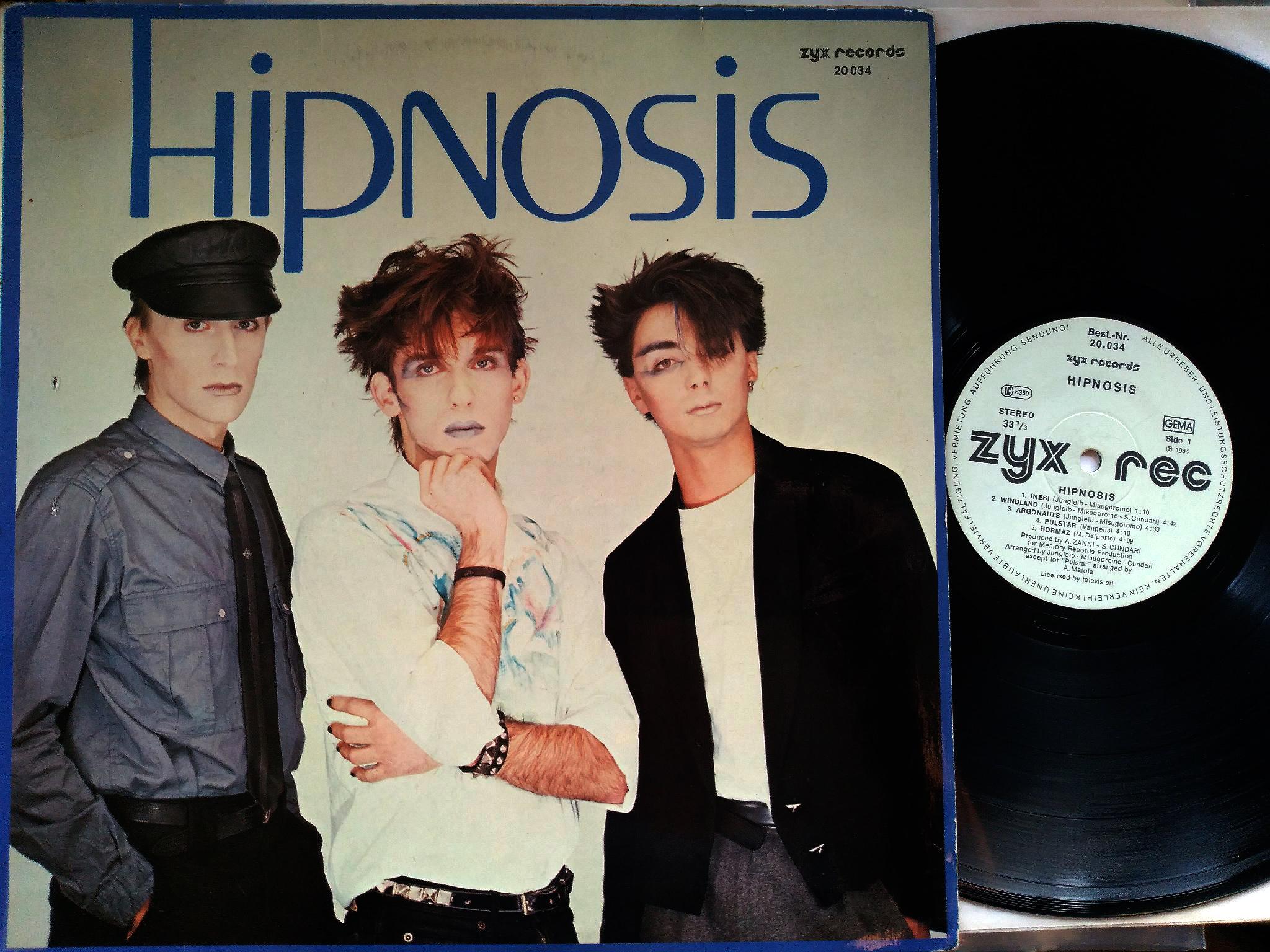 Hipnosis Hipnosis LP
