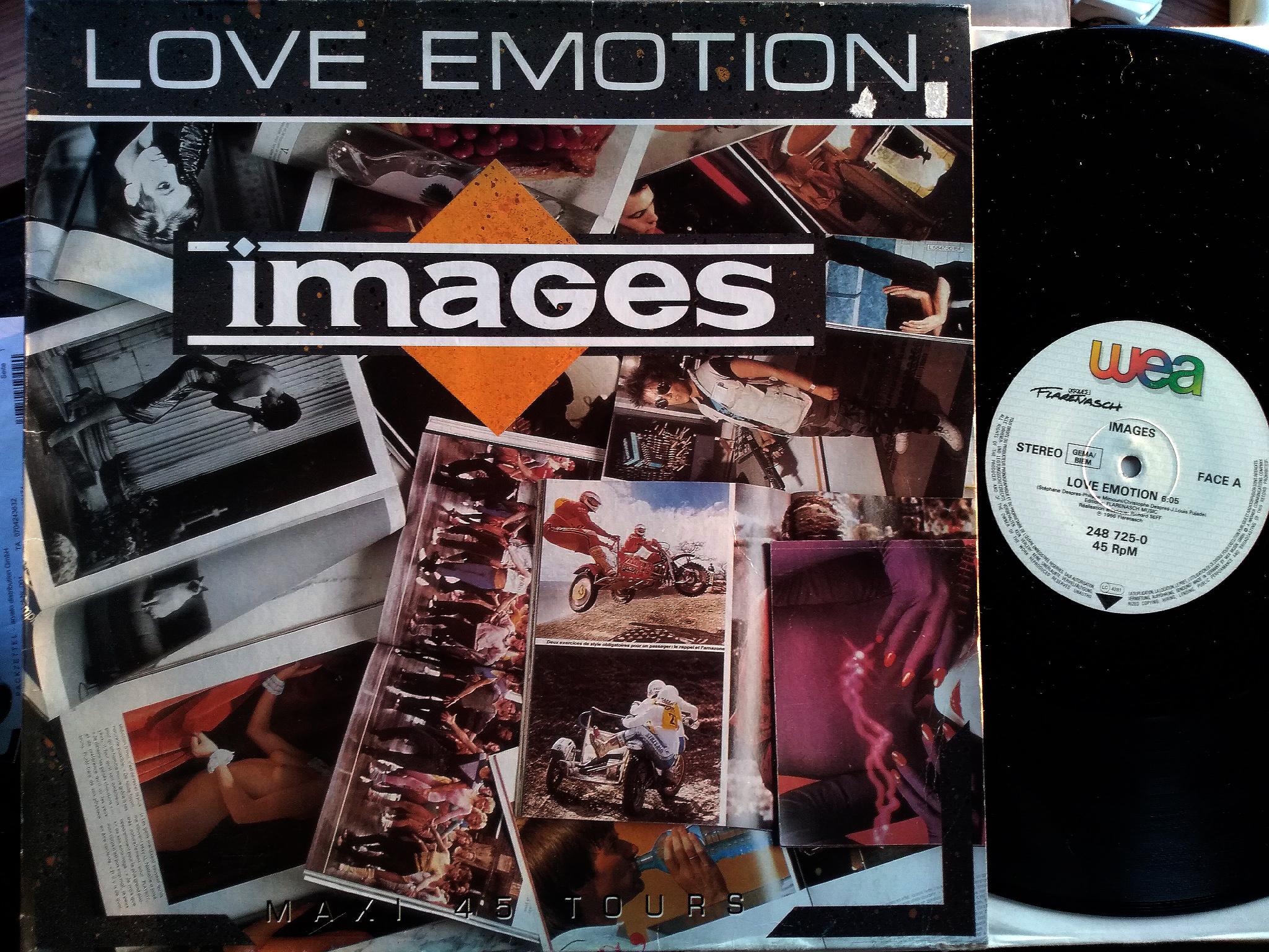 Images - Love Emotion