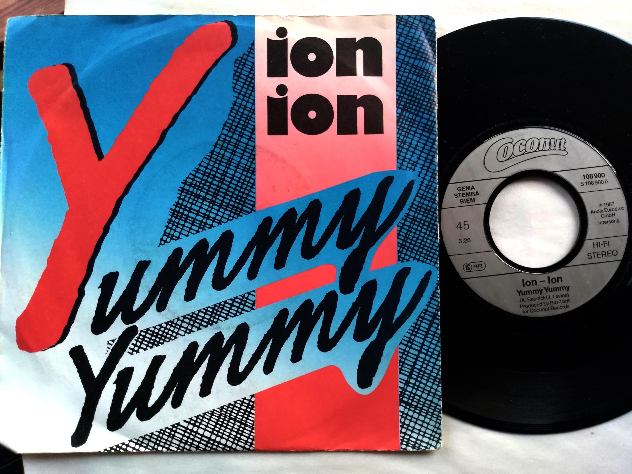 Ion-Ion - Yummy Yummy 7'