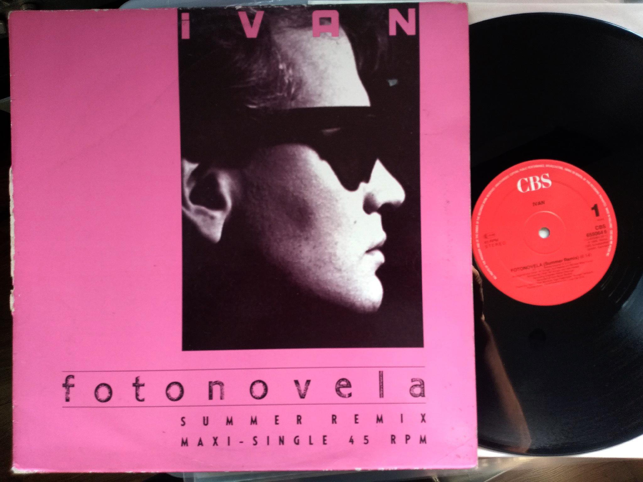Ivan - Fotonovela (Remix)