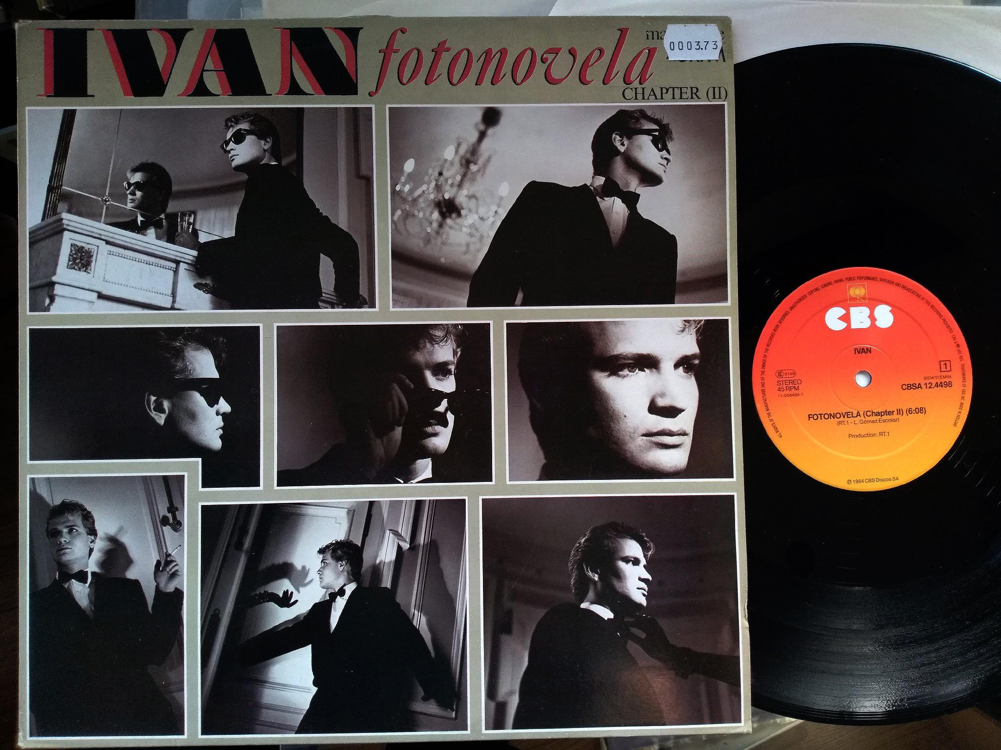 Ivan - Fotonovela