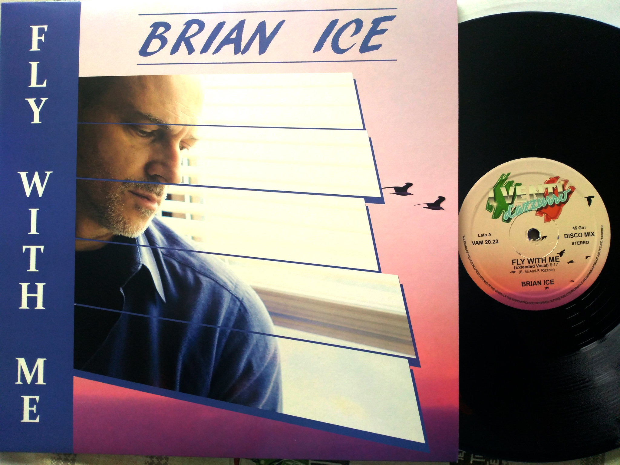 Brian Ice - Fly With Me