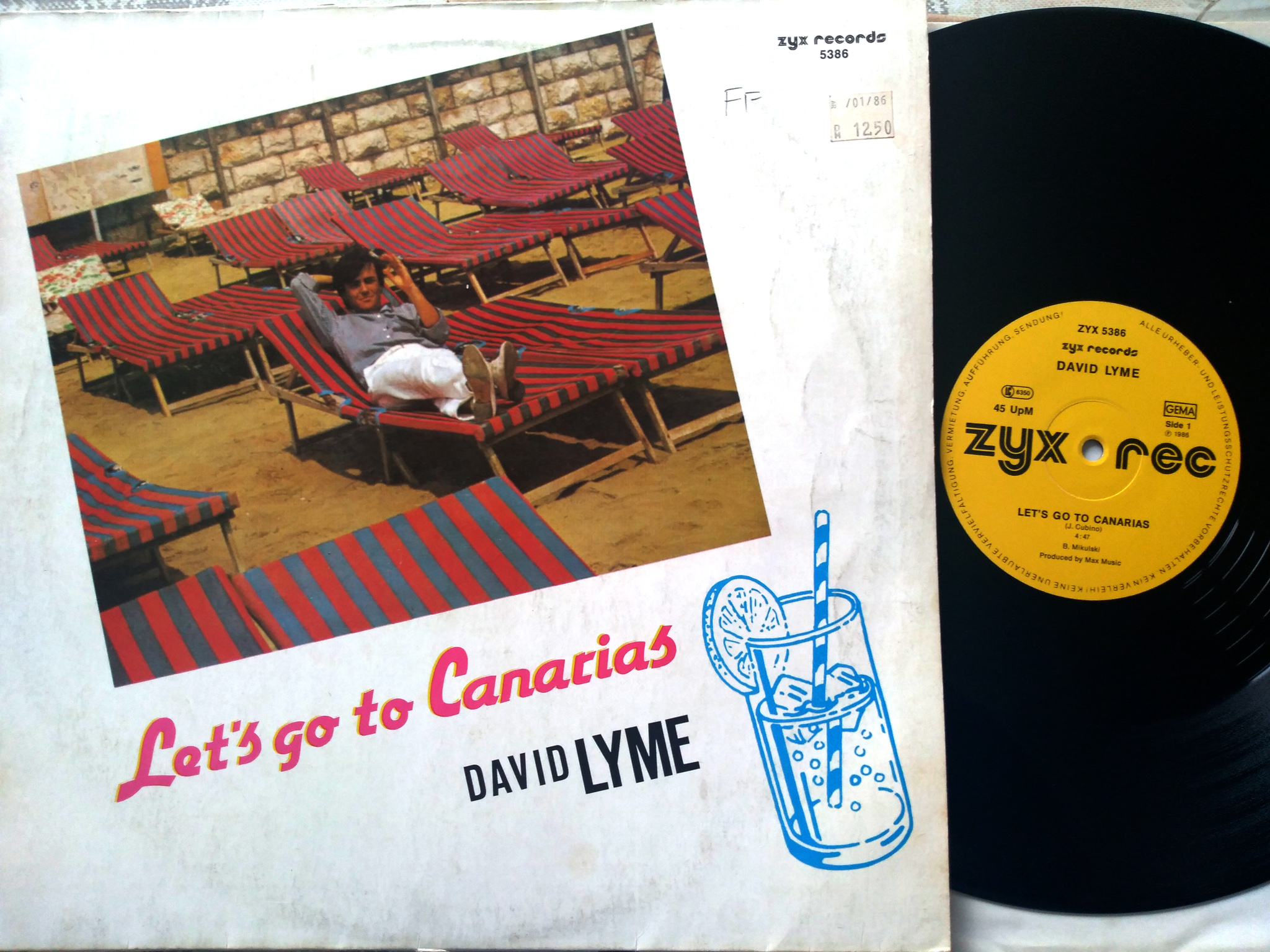 David Lyme - Let's Go To Canarias