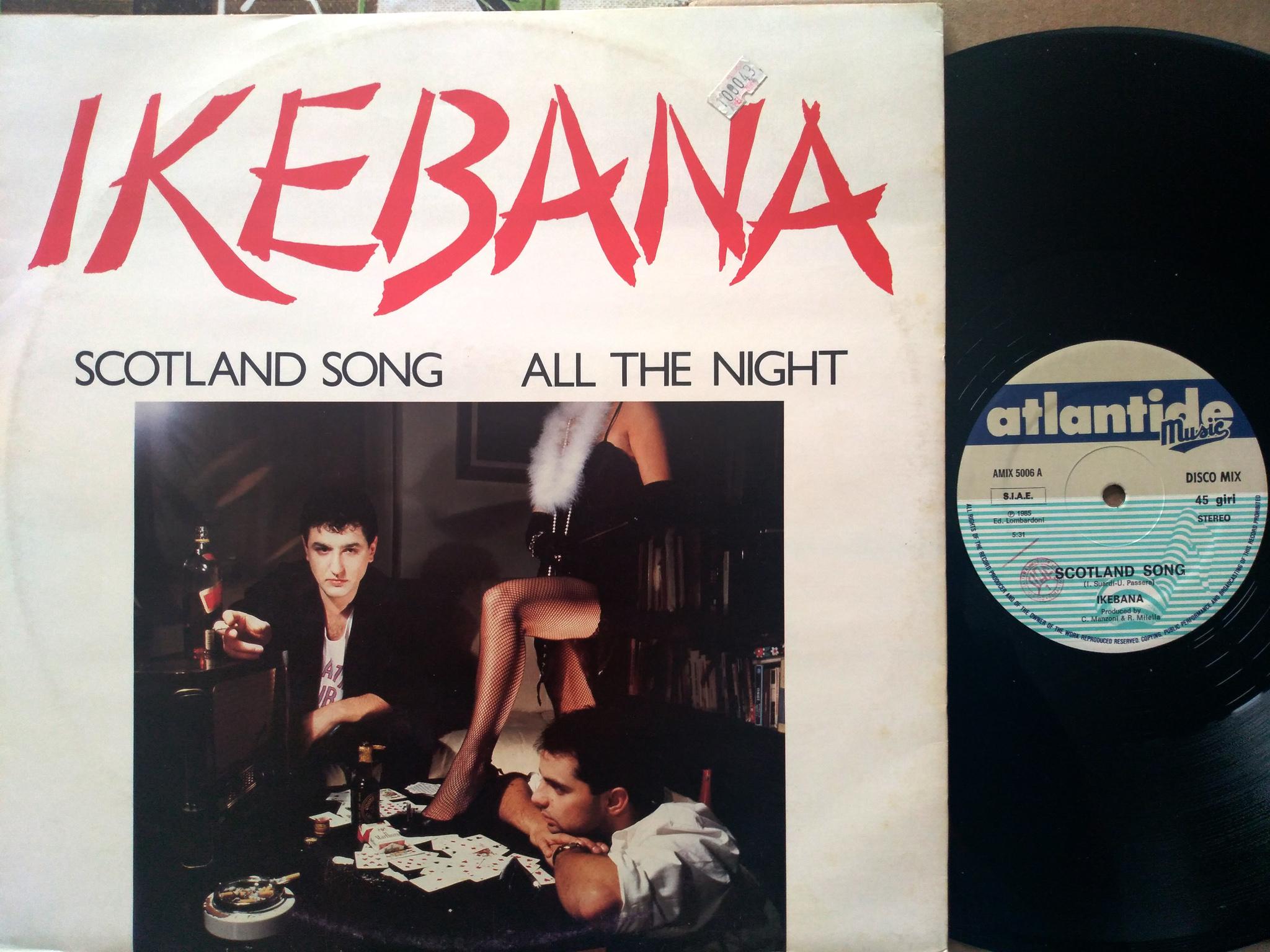 Ikebana - Scotland Song