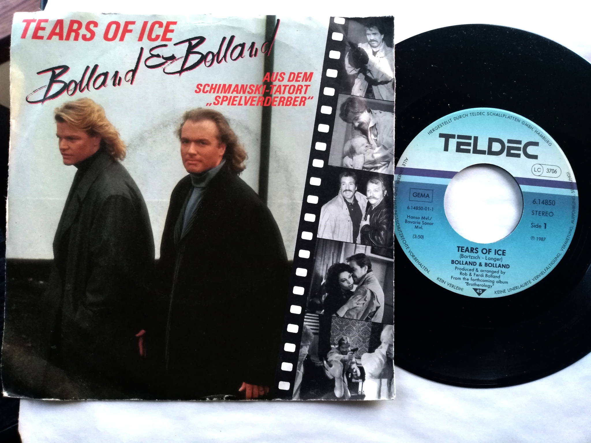 Bolland and Boland - Tears Of  Ice 7'