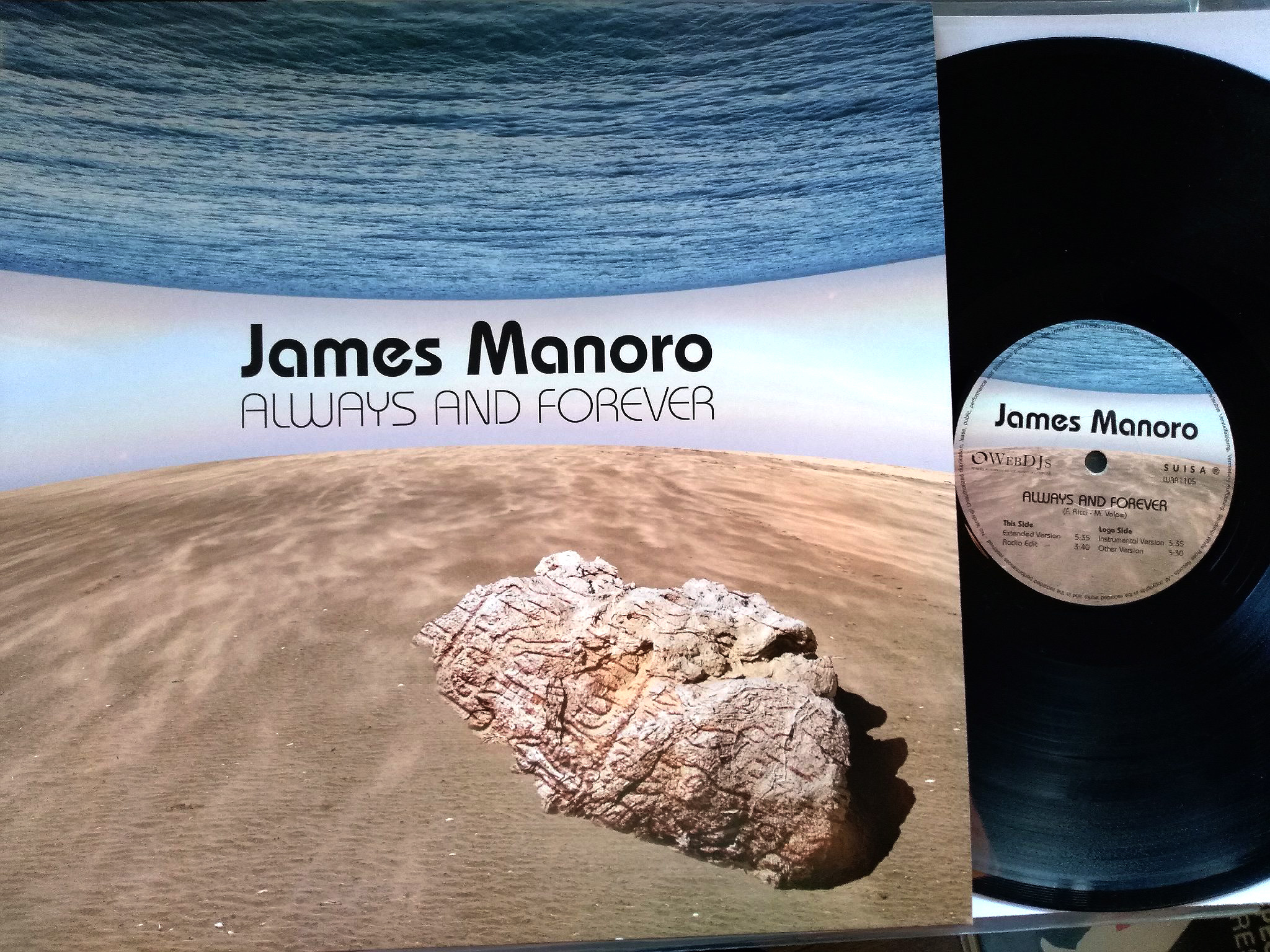 James Manoro - Always and Forever