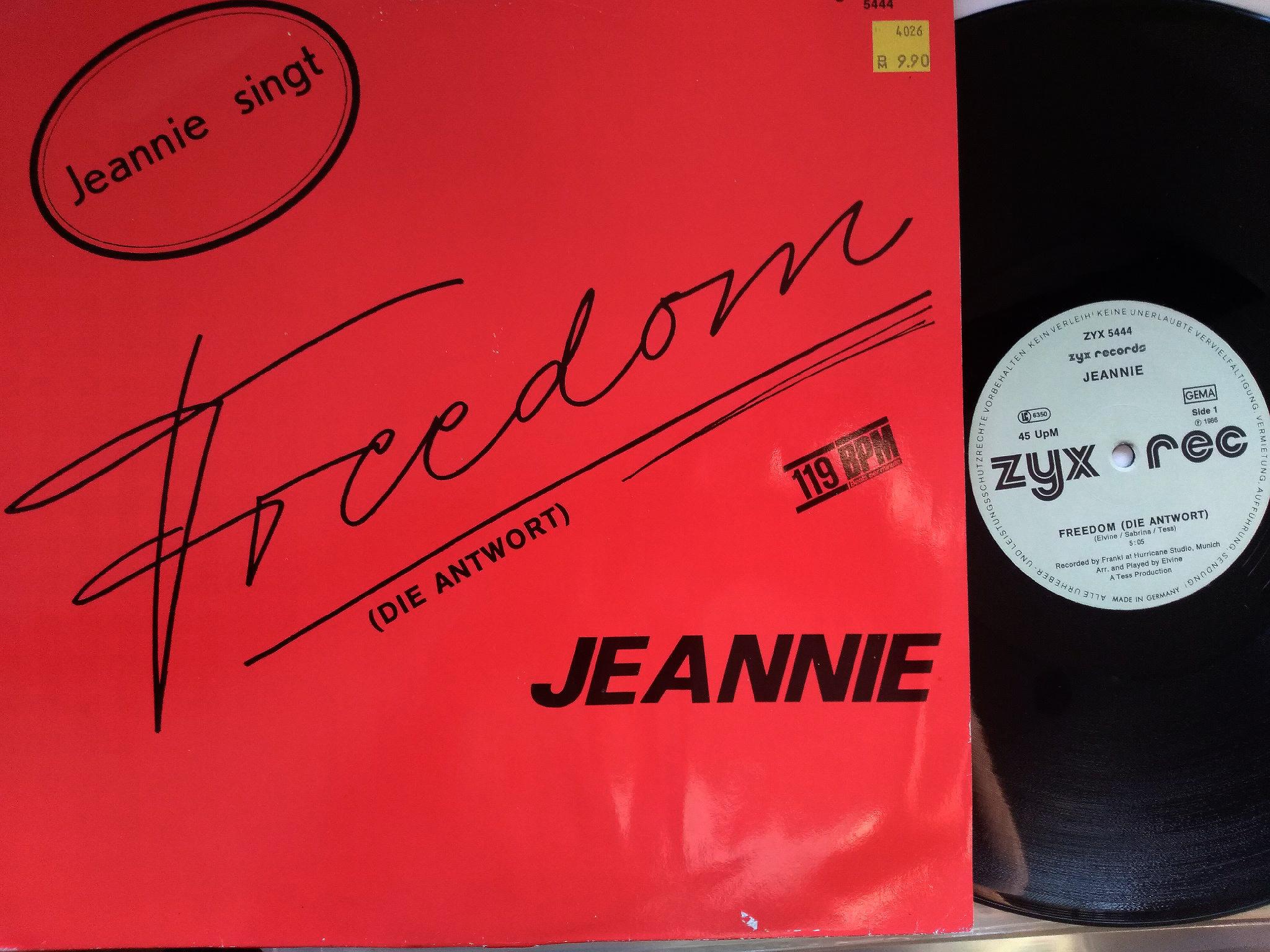 Jeannie - Freedom (Die Antwort)