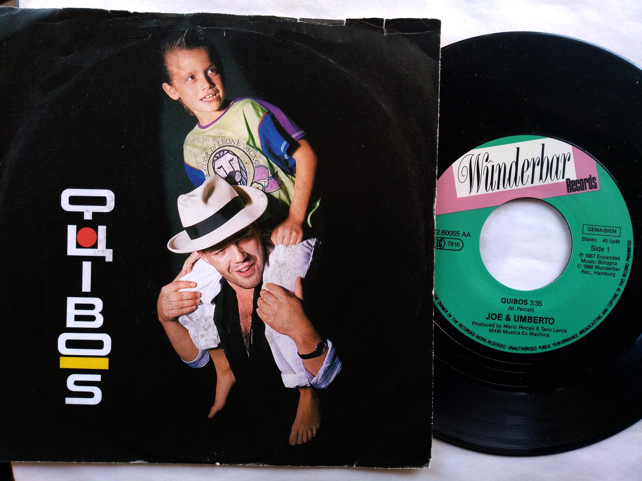 Joe and Umberto - Quibos 7'