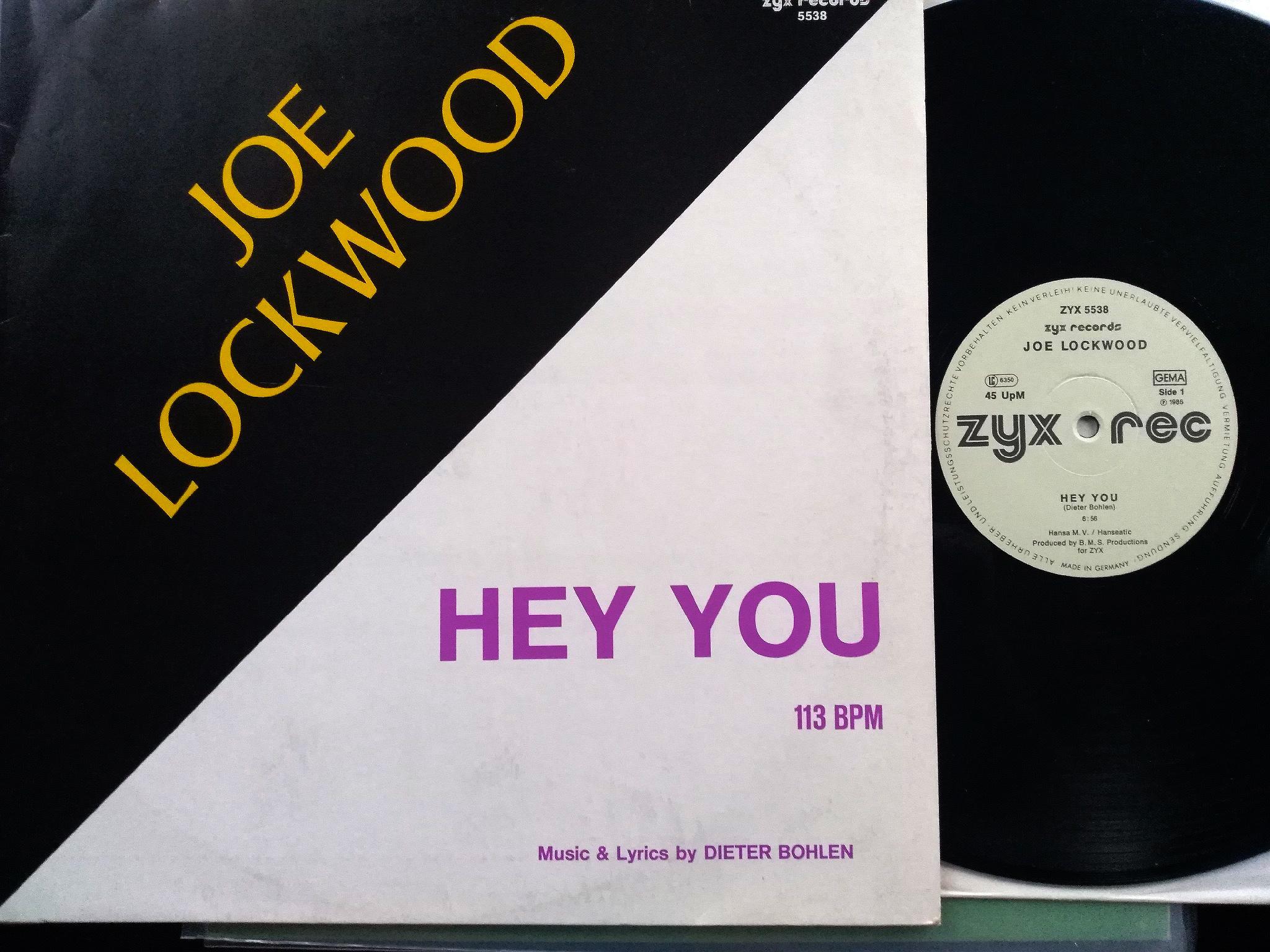 Joe Lockwood - Hey You
