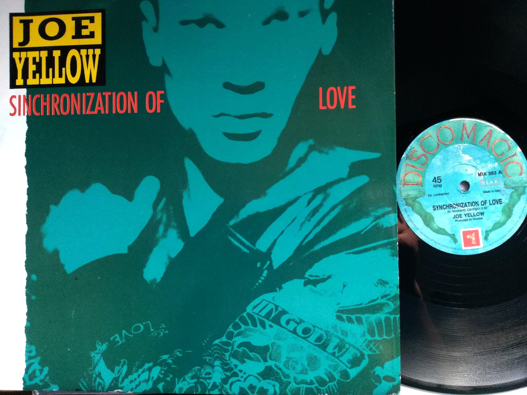 Joe Yellow - Sinchonization Of Love