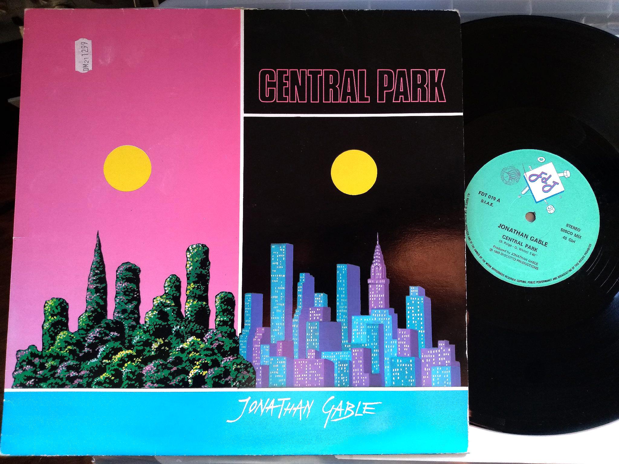 Jonathan Gable - Central Park
