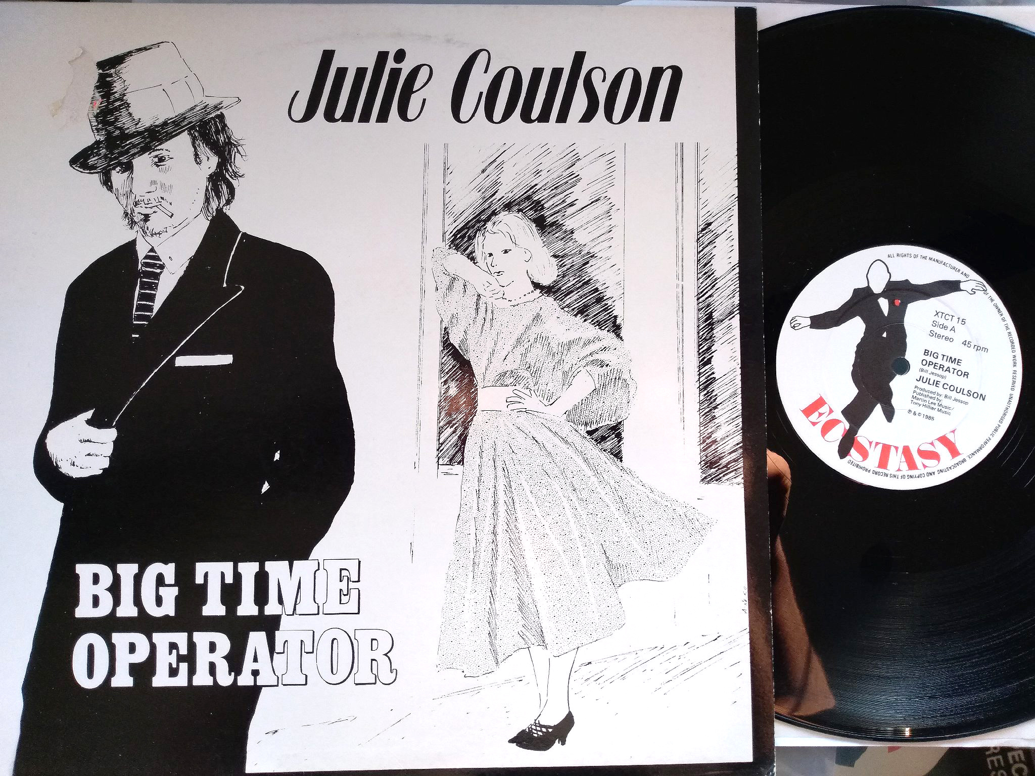 Julie Coulson - Big Time Operator