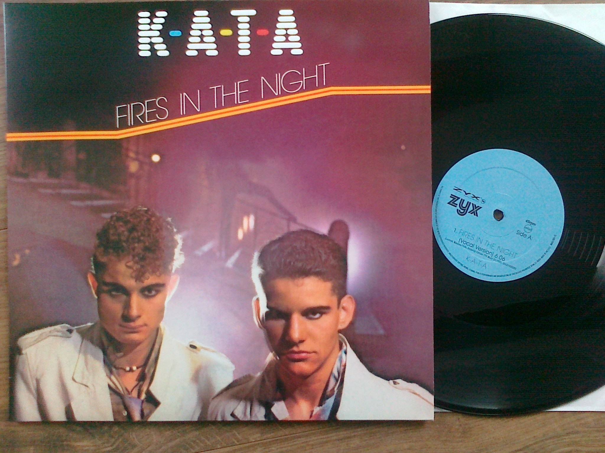 K.A.T.A - Fires in the Night