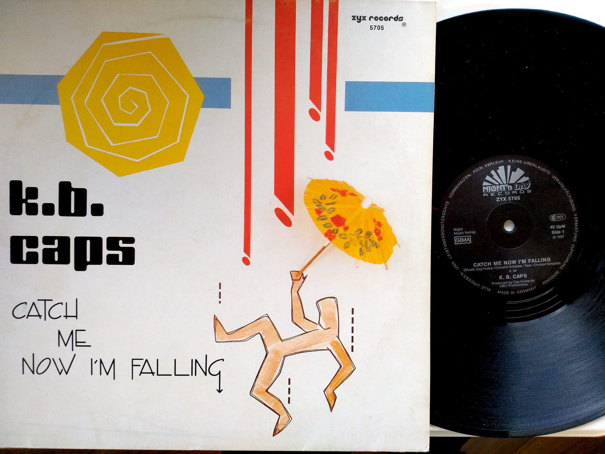 K.B. Caps - Cath Me Now i'm Falling