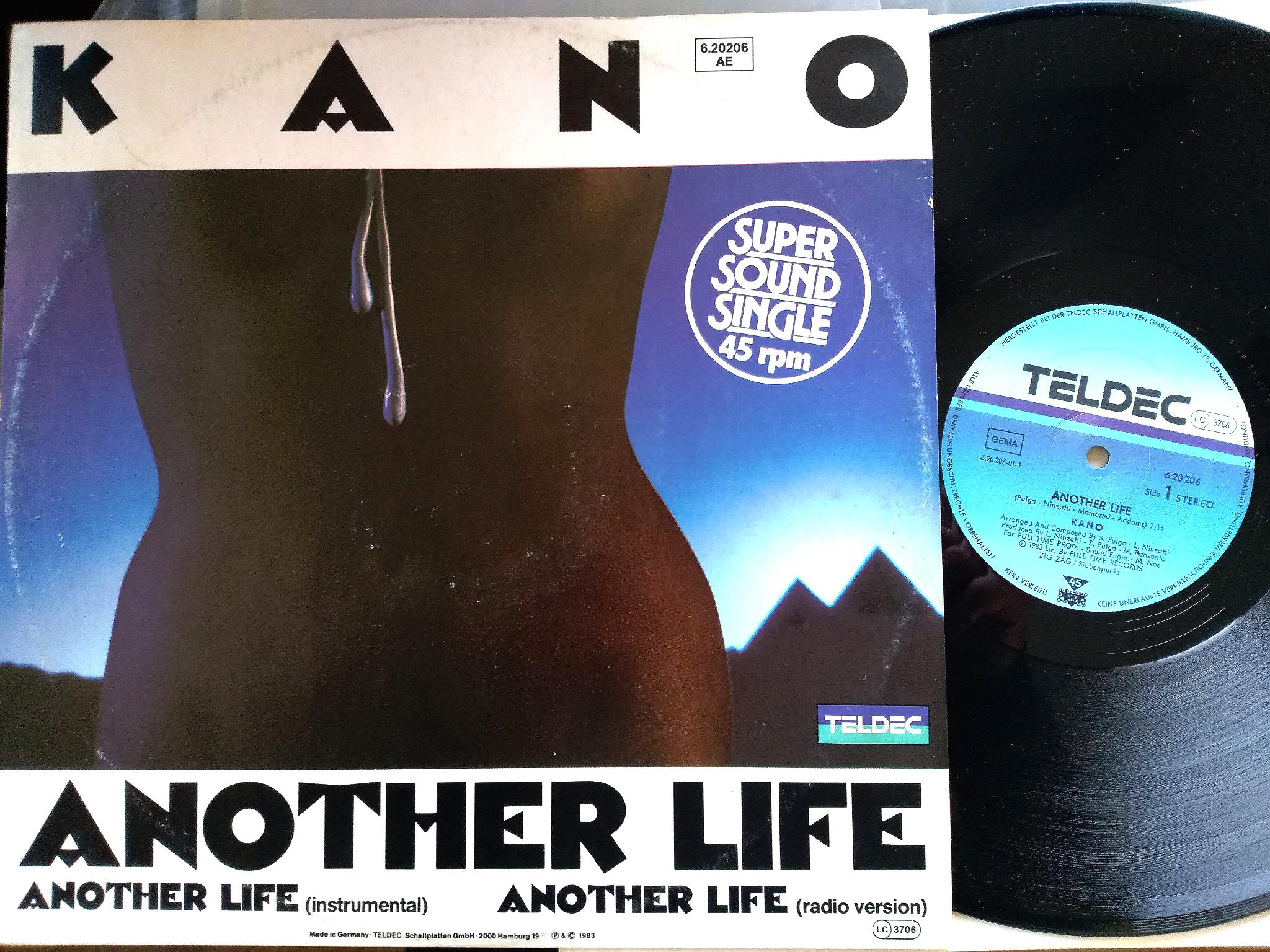 Kano - Anoher Life