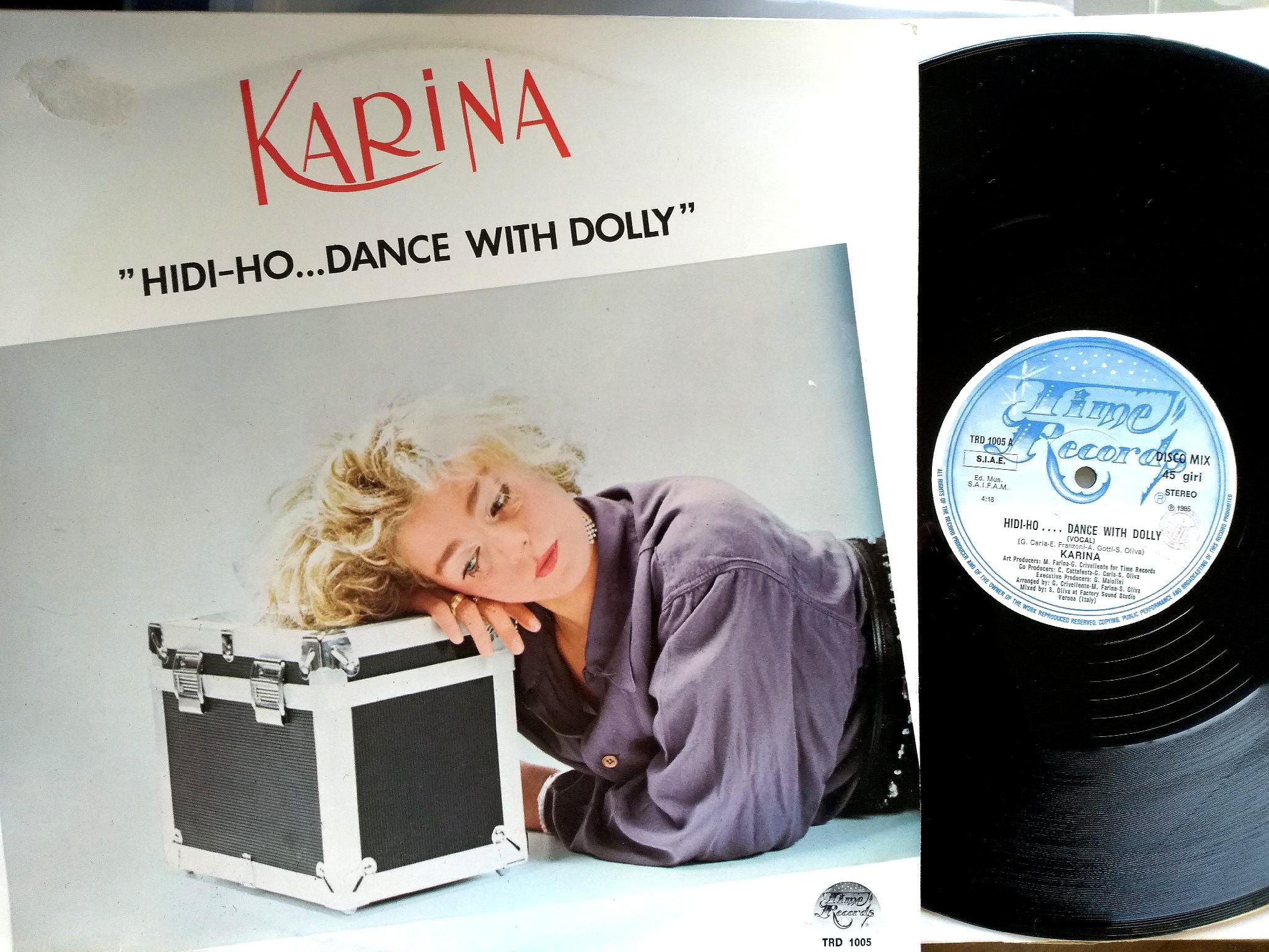 Karina - Hidi-Ho Dance With Dolly