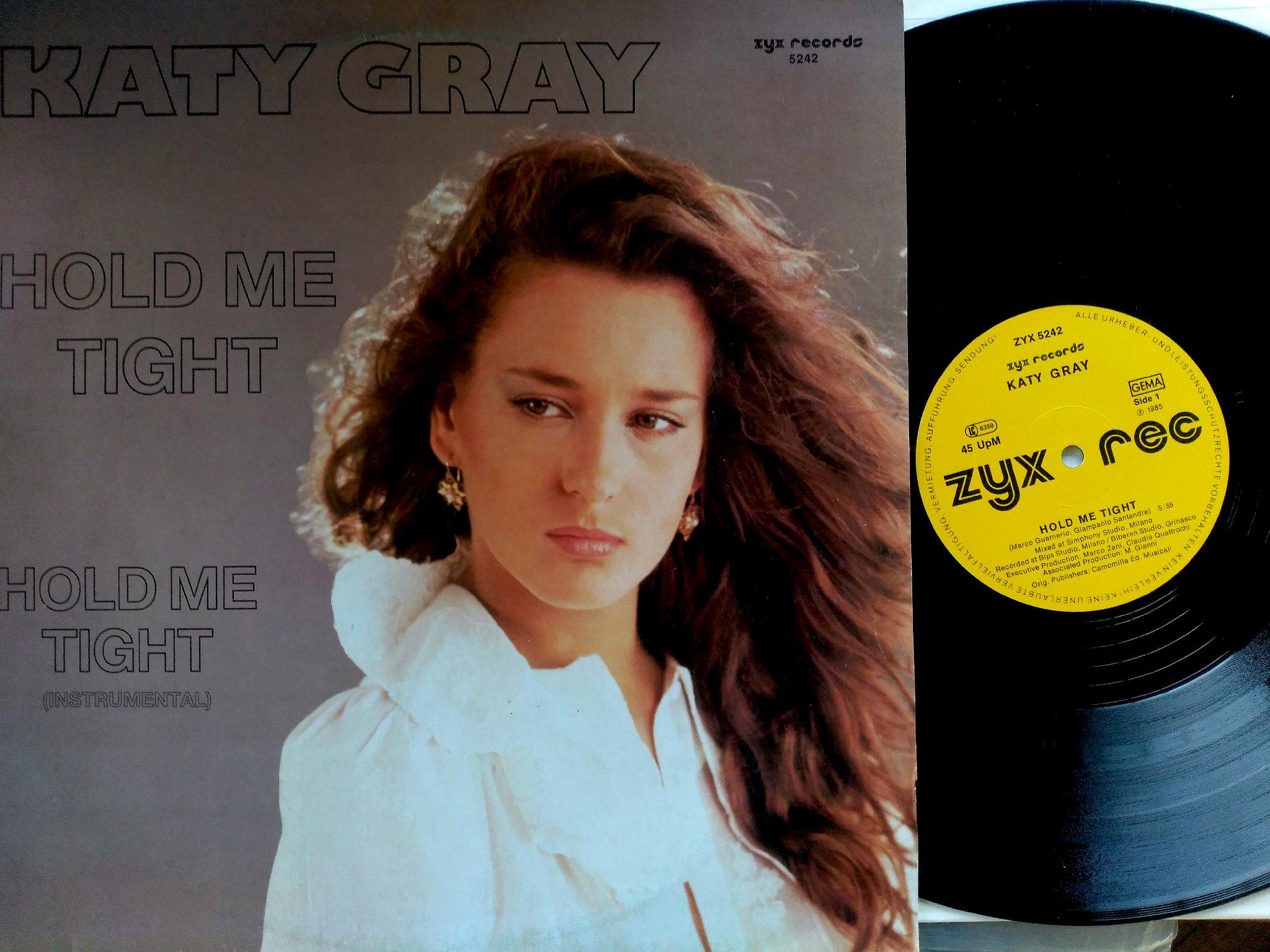 Katy Gray - Hold Me Tight