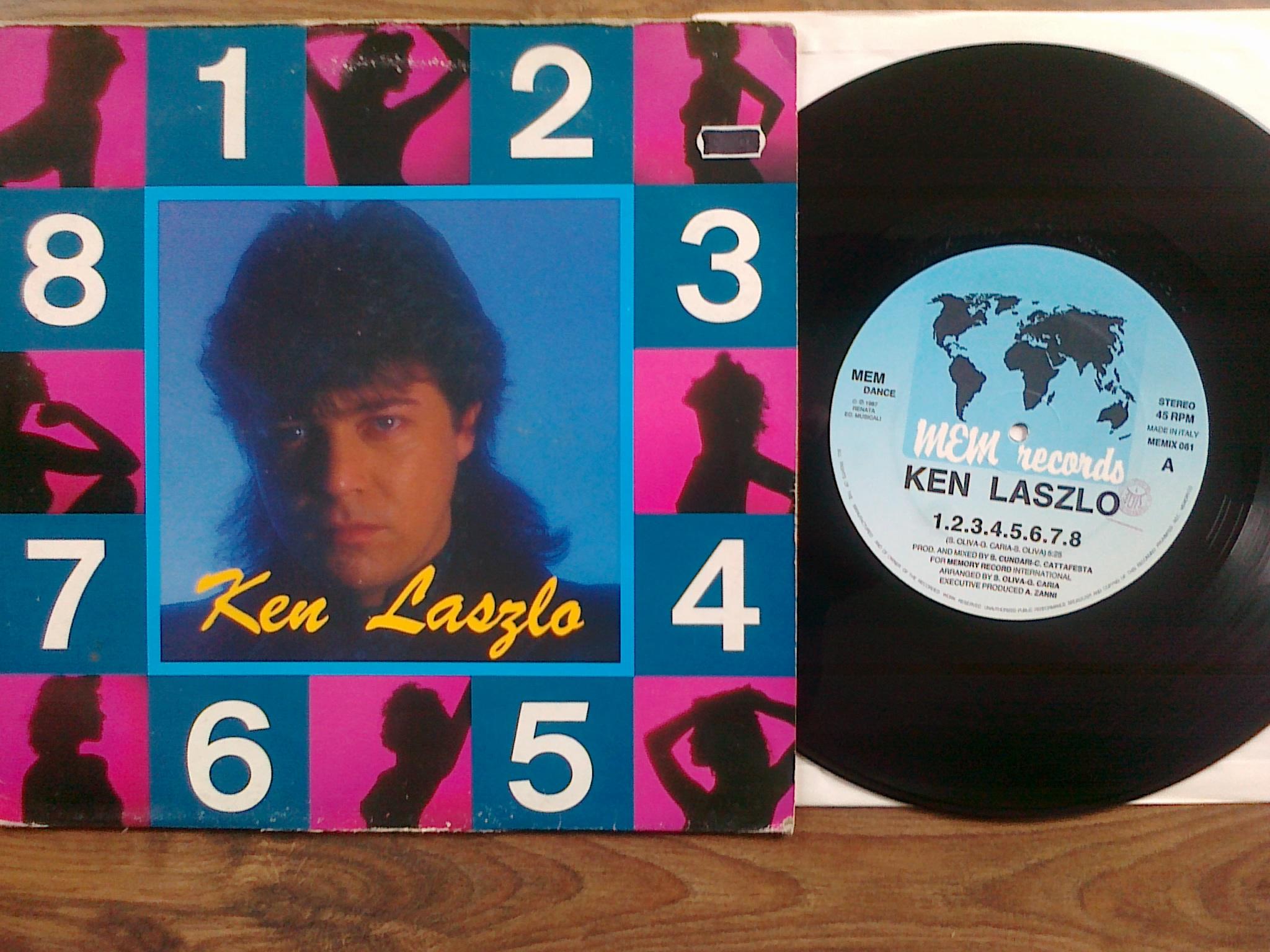 Ken Laszlo - 1.2.3.4.5.6.7.8