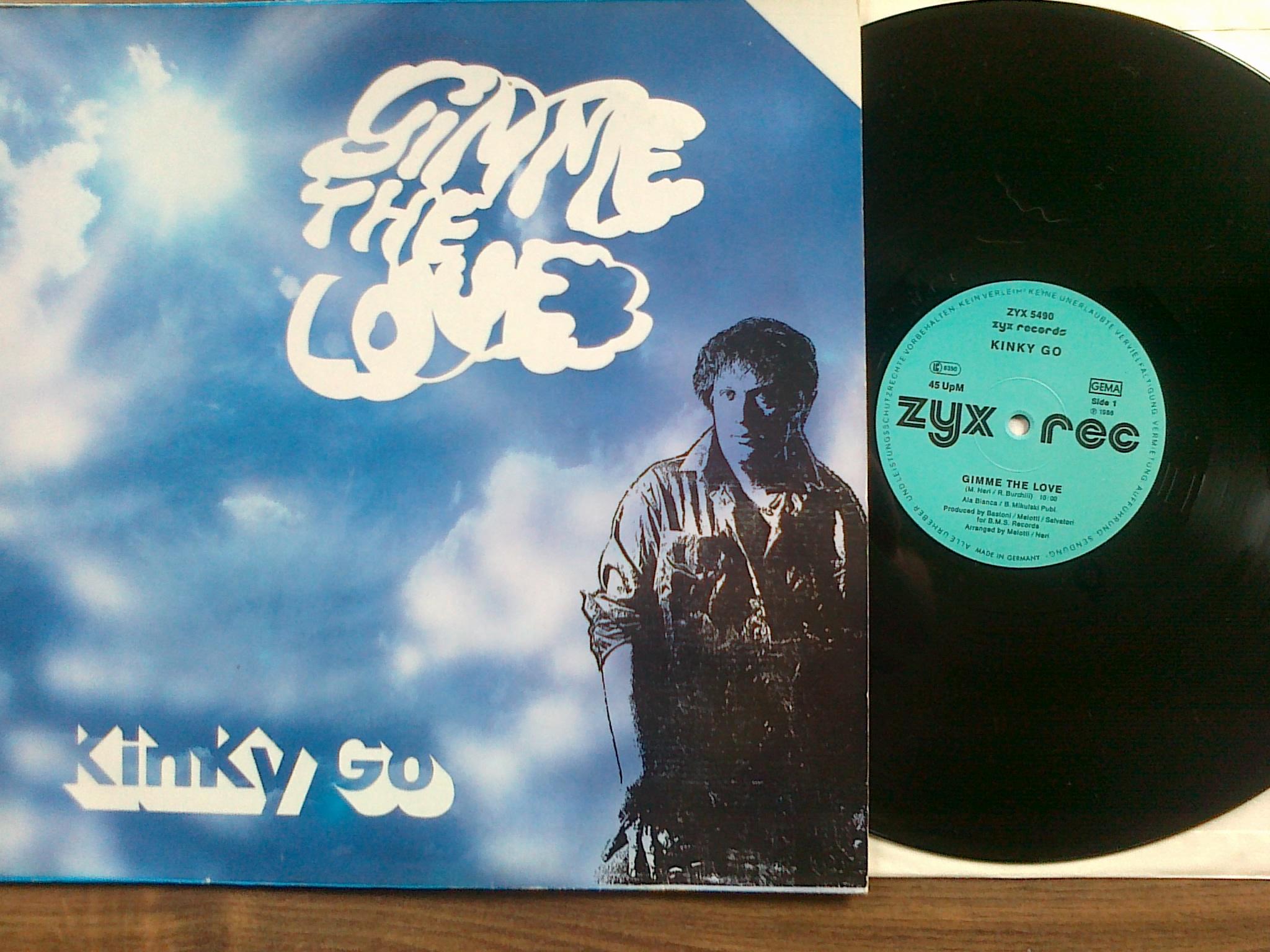 Kinky Go - Gimme The Love