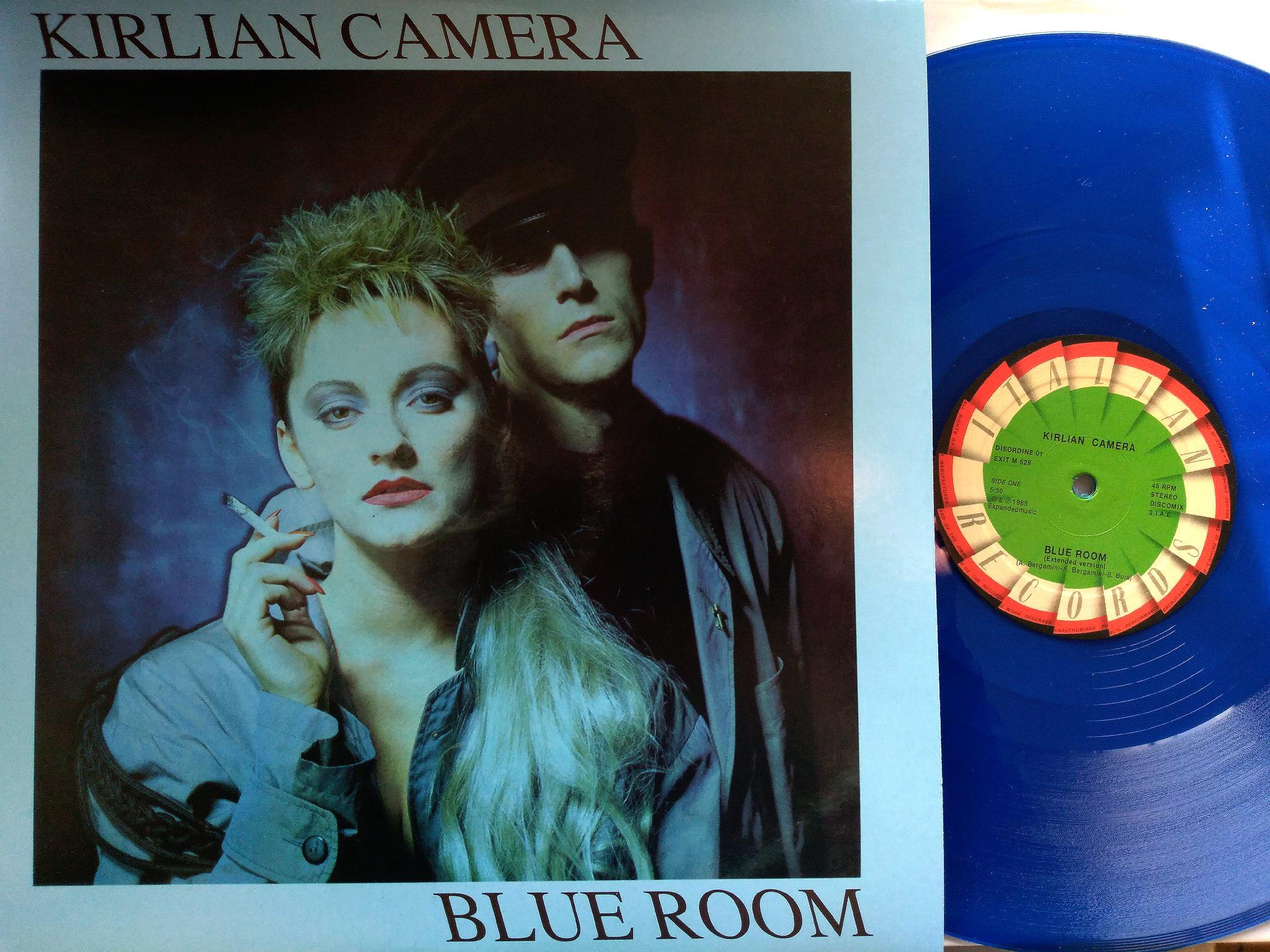Kirlian Camera - Blue Room