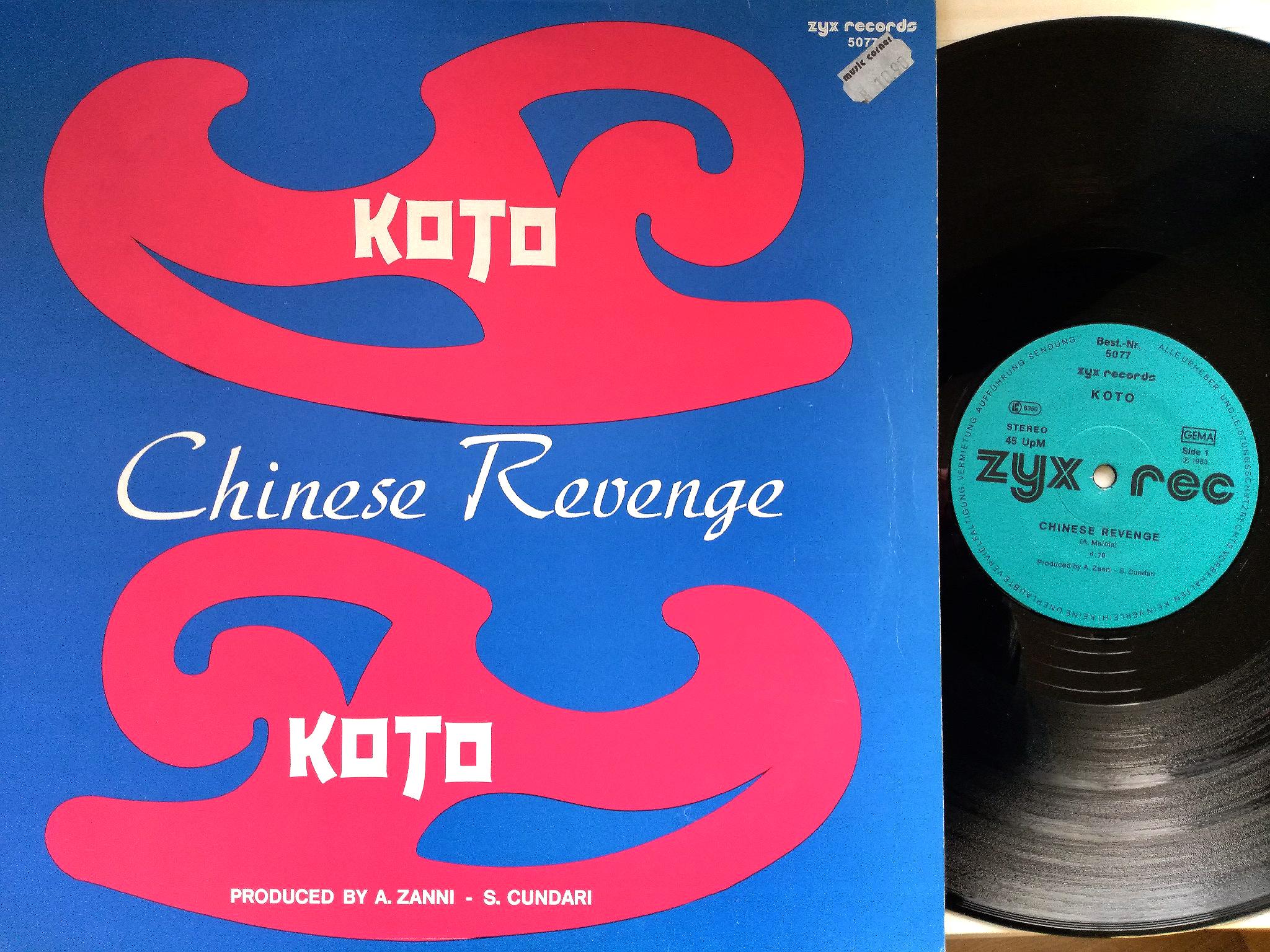 Koto - Chinese Revenge