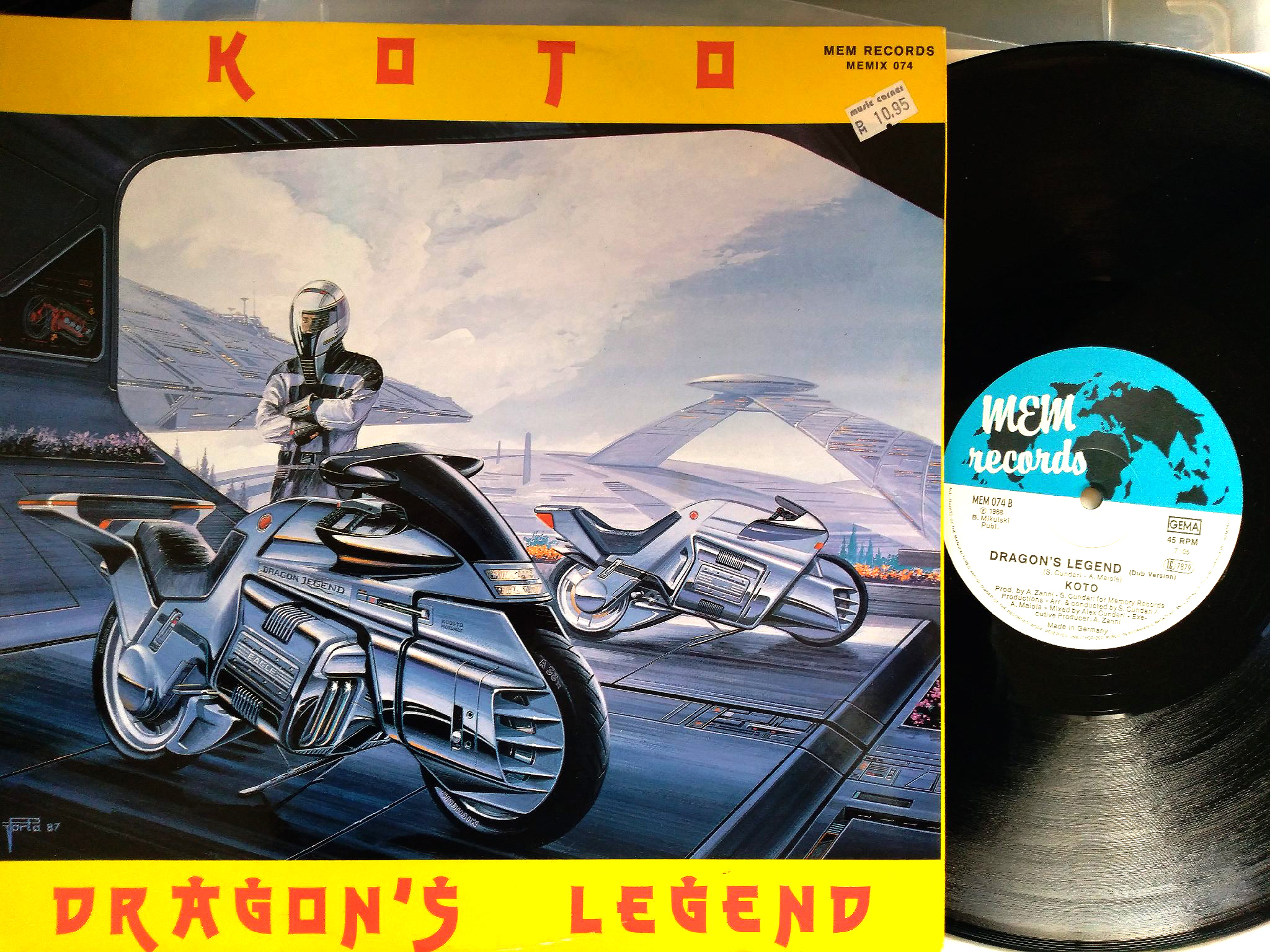 Koto - Dragon's Legend