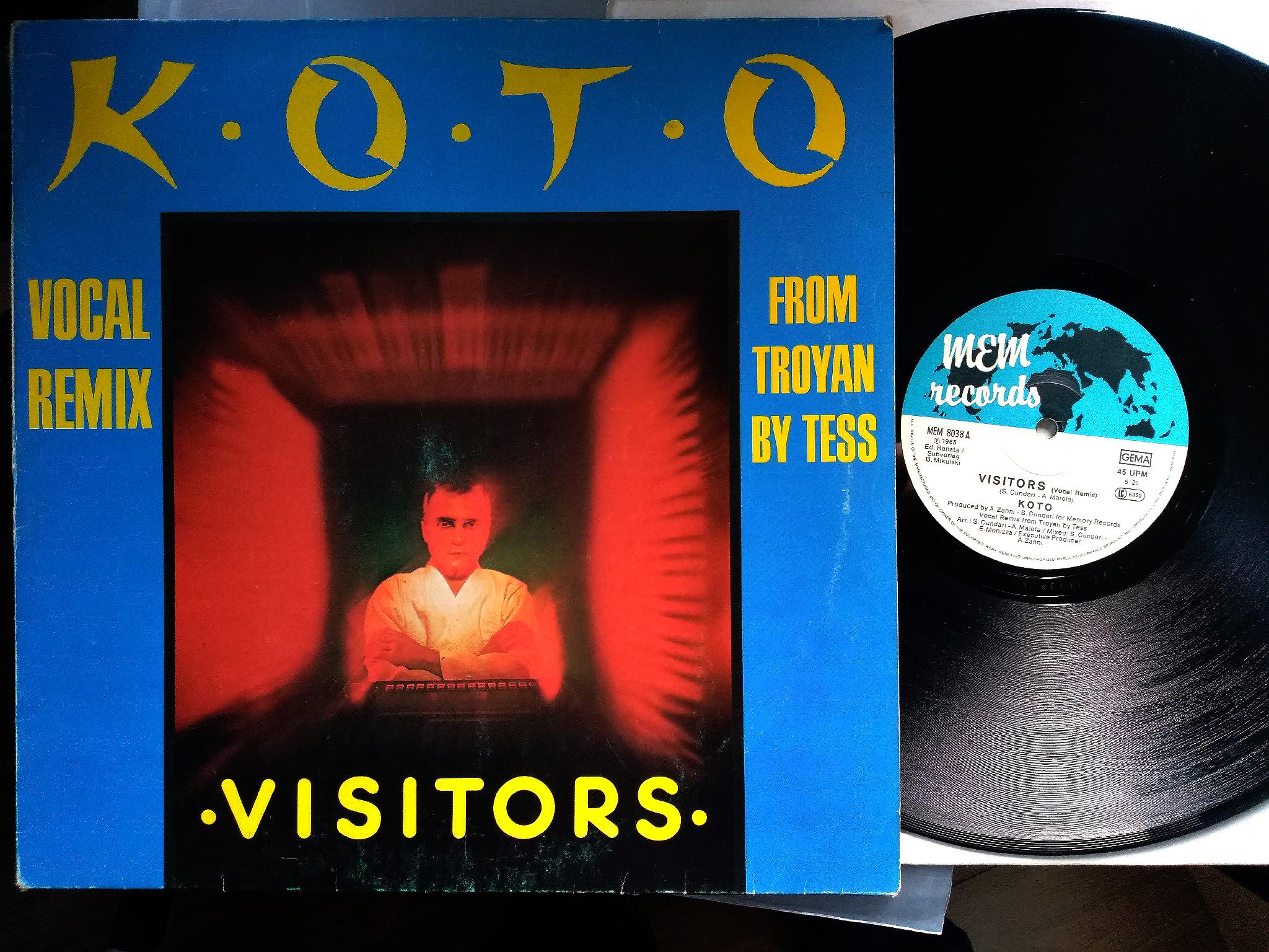 Koto - Visitors (Remix)