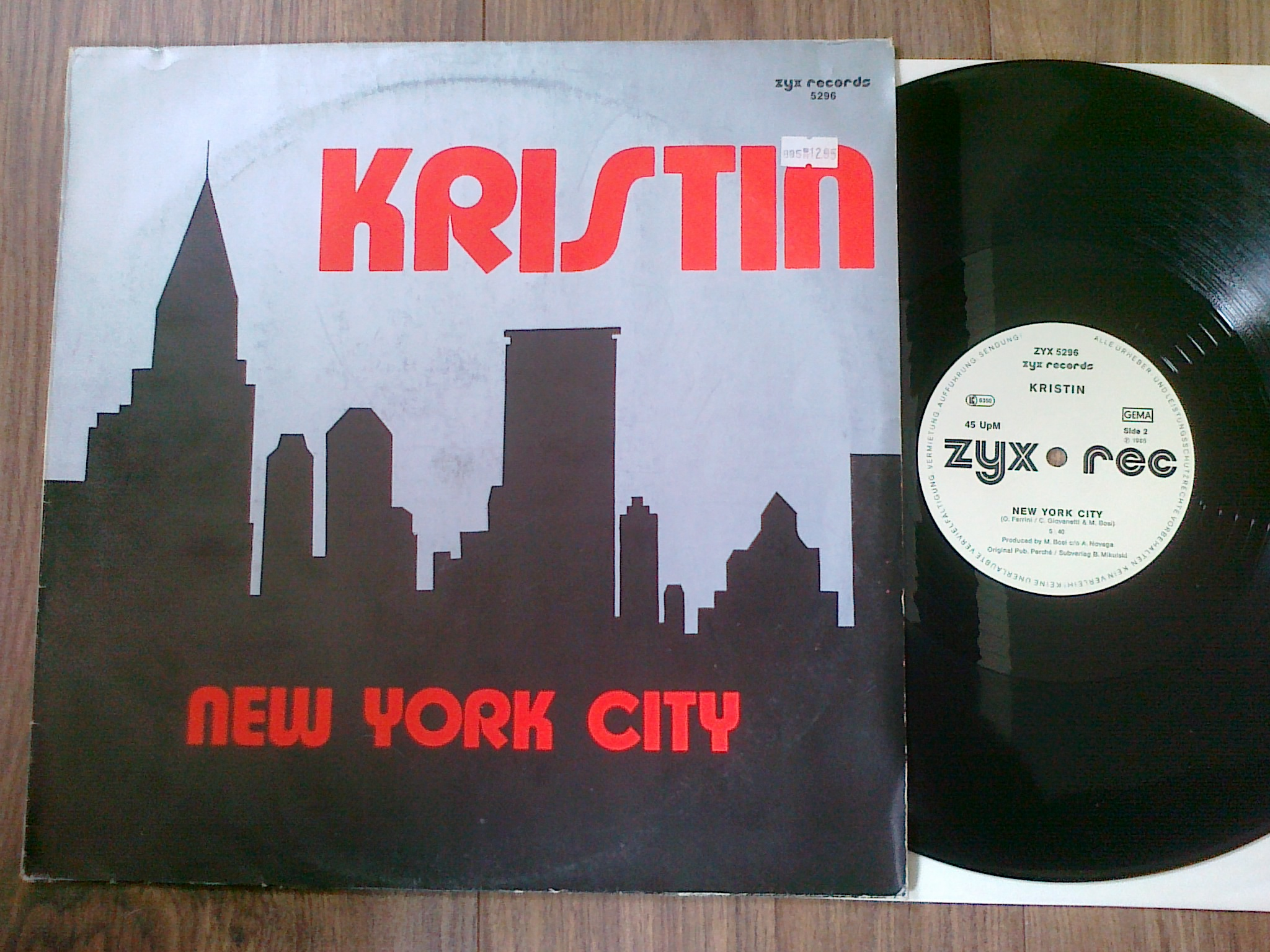 Kristin - New York City