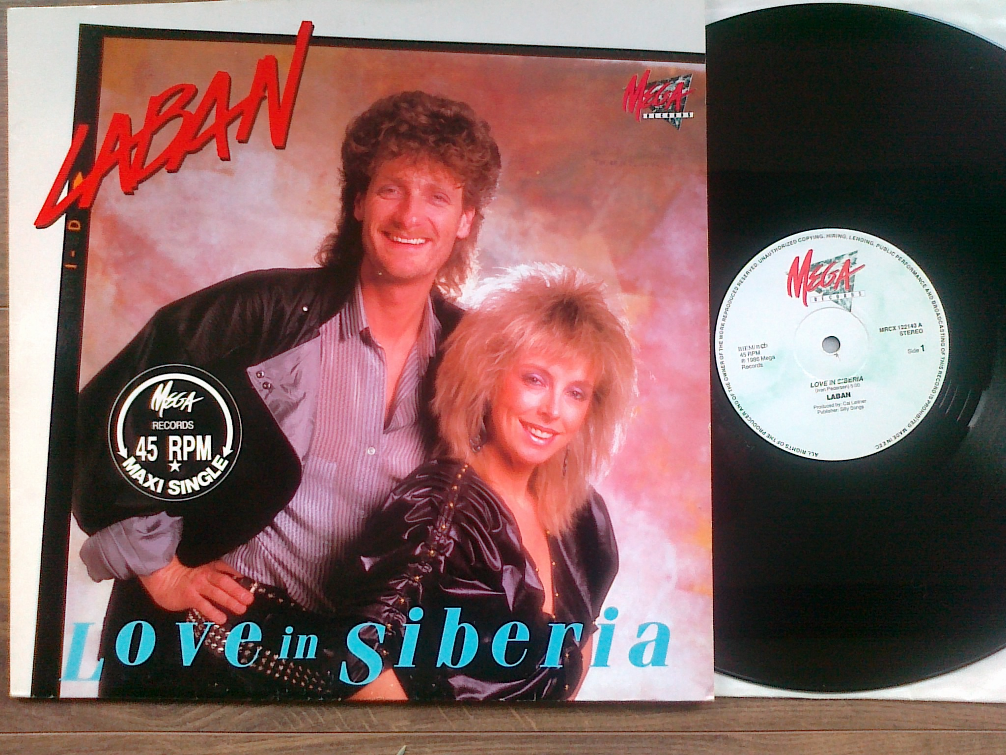 Laban - Love in Siberia