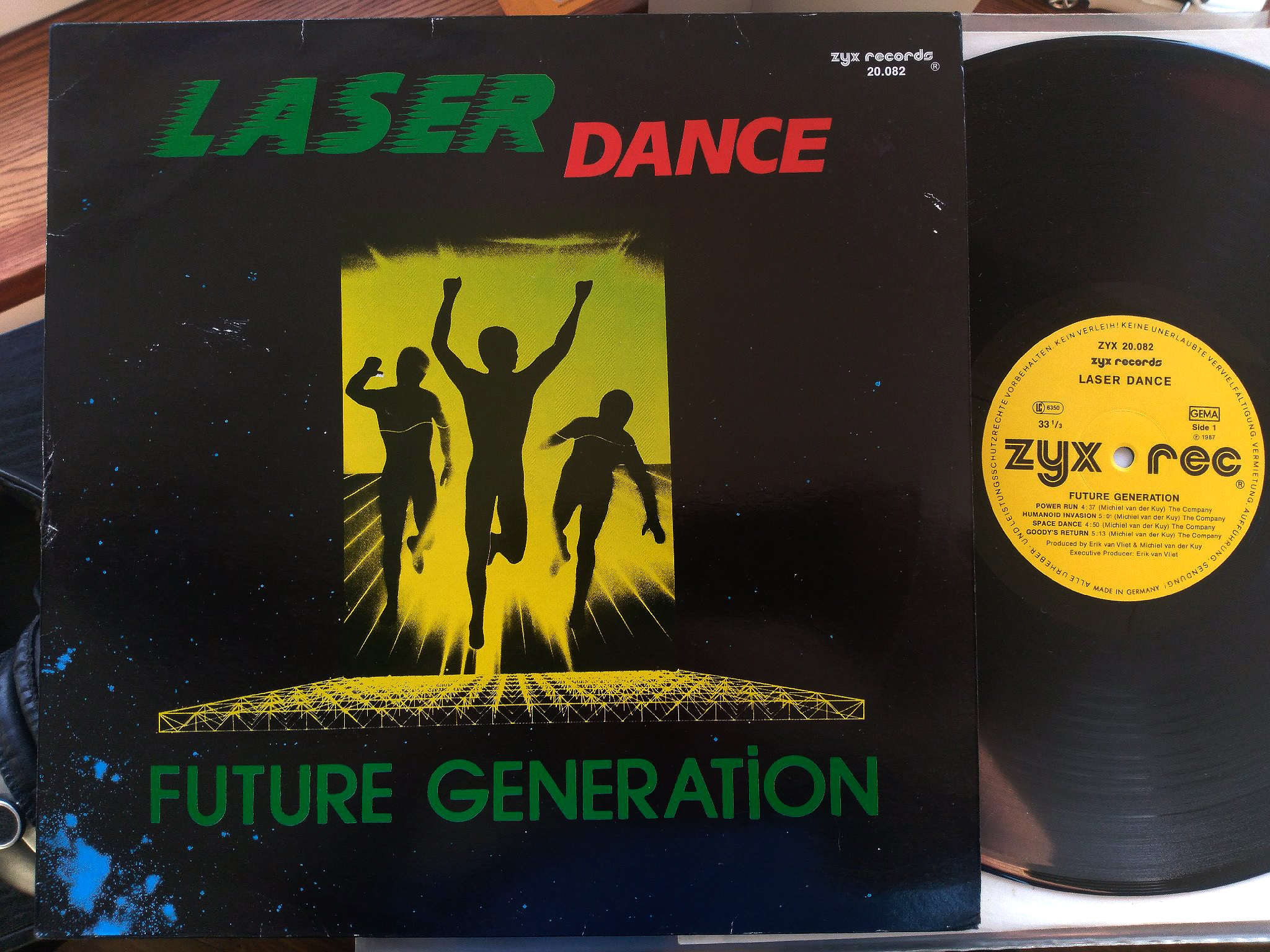 Laser Dance - Future Generation