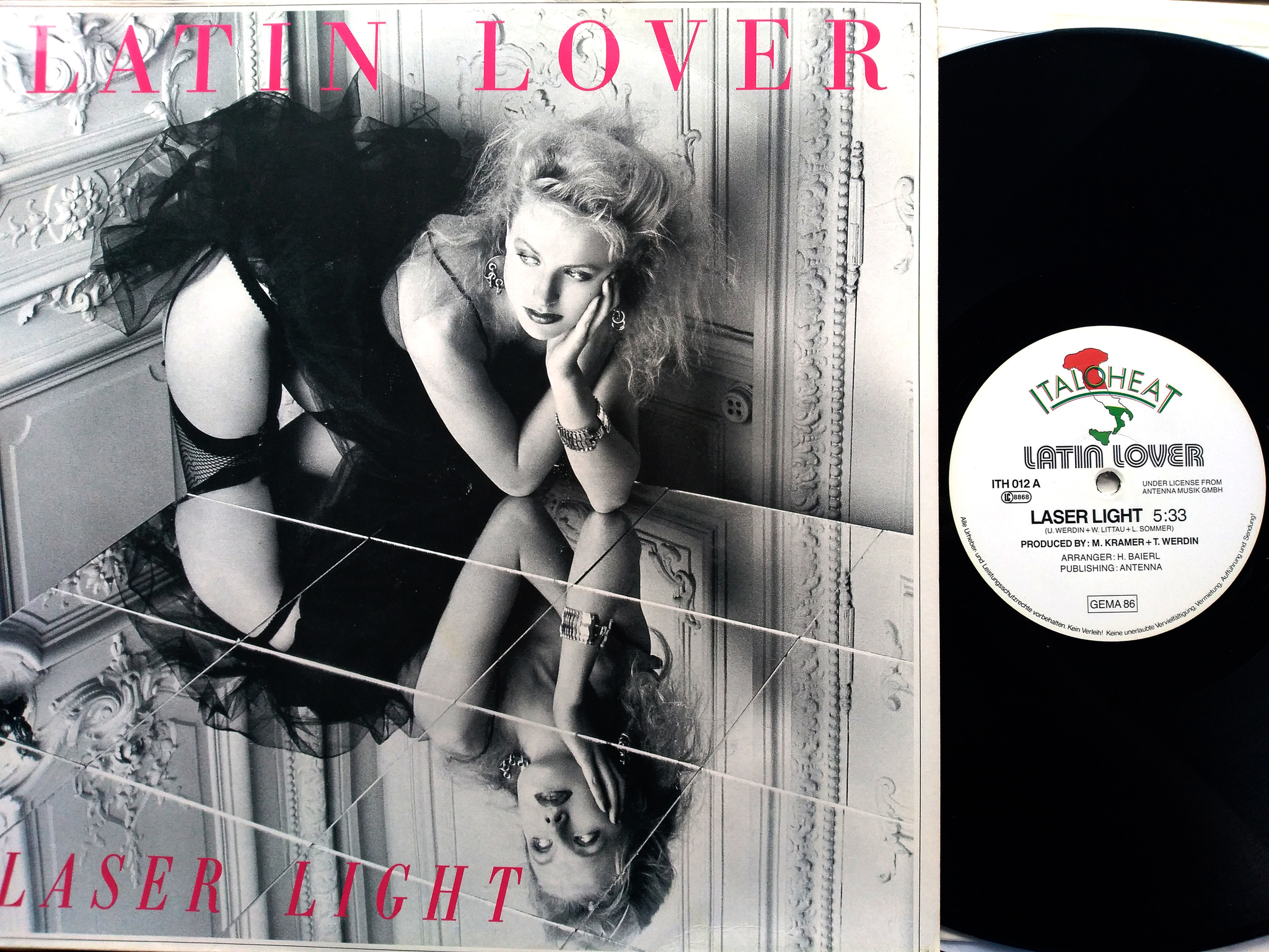 Latin Lover - Laser light