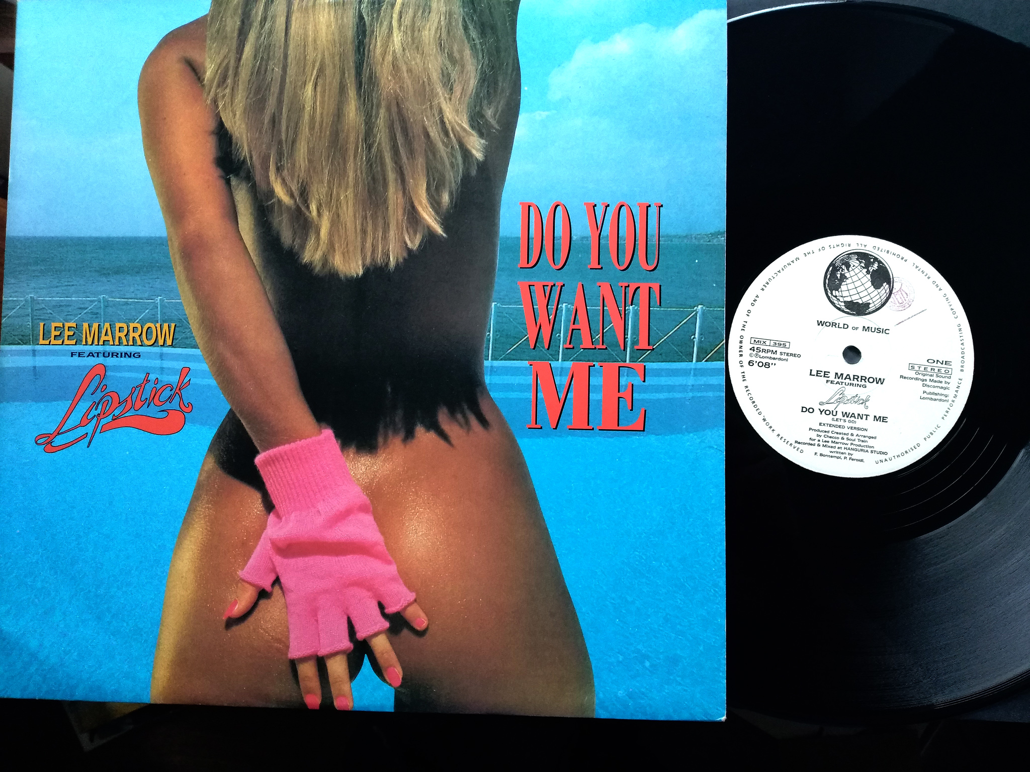 Lee Marrow - Do You Want Me