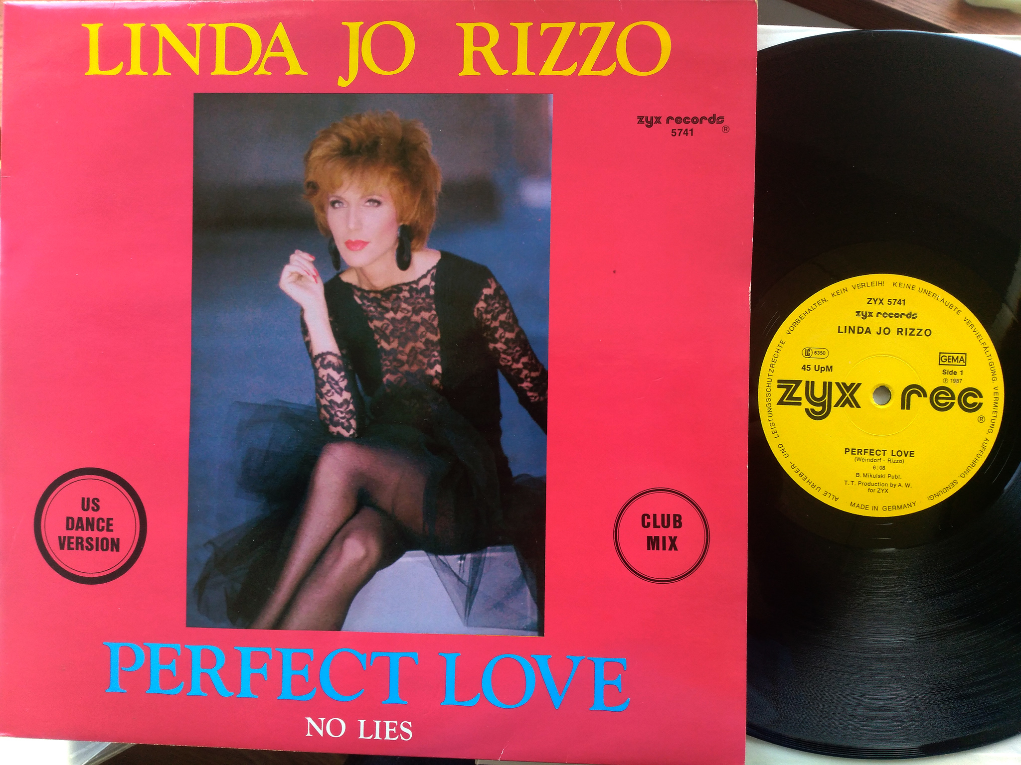 Linda Jo Rizzo - Perfect Love