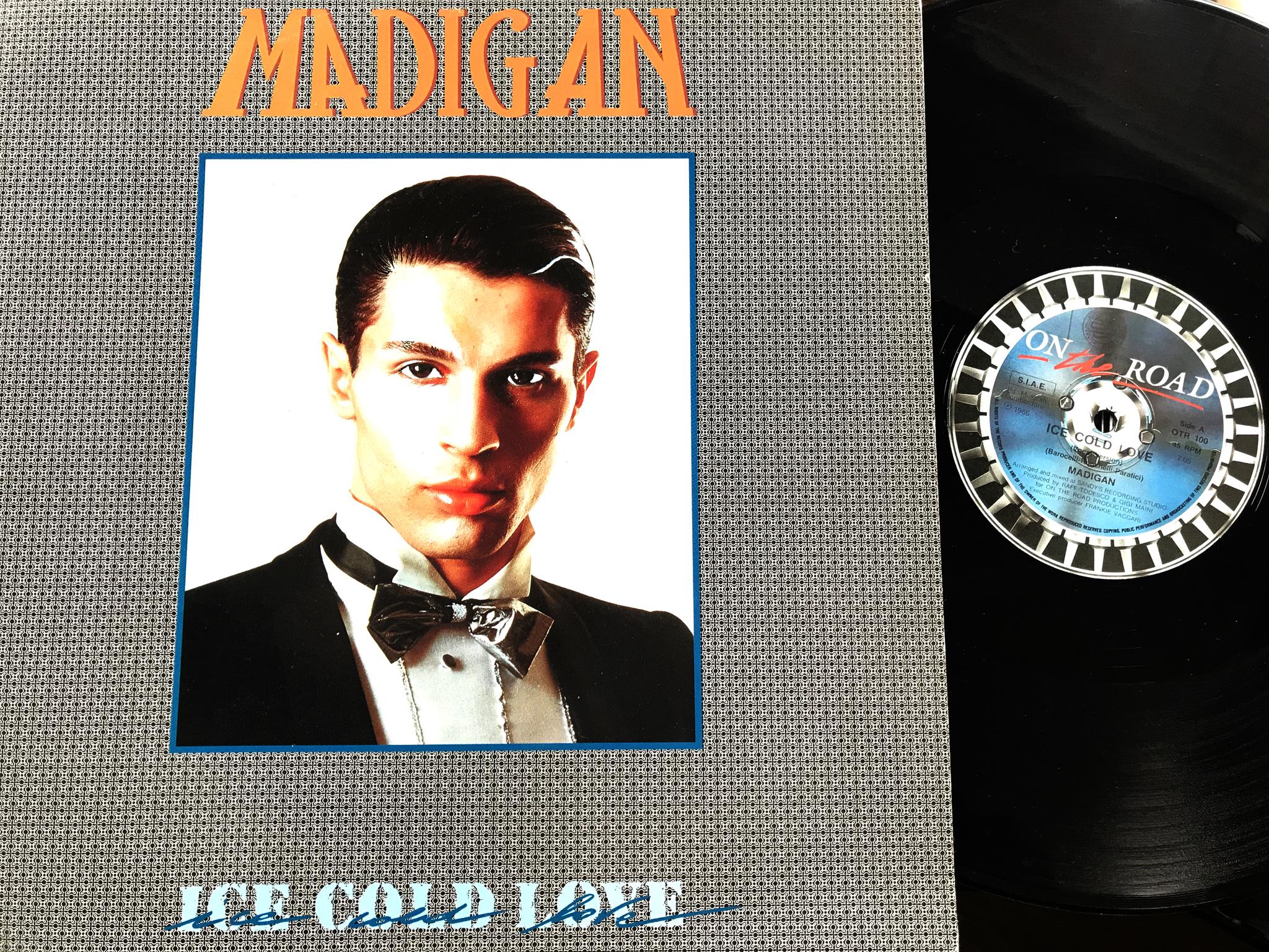 Madigan - Ice Cold Love