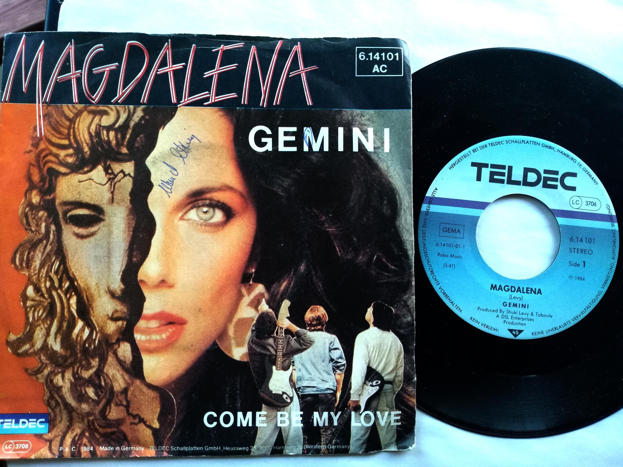 Magdalena - Gemini 7'