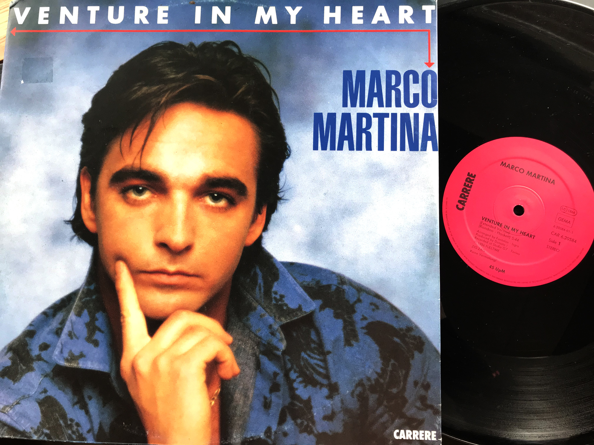 Marco Martina - Venture In My Heart