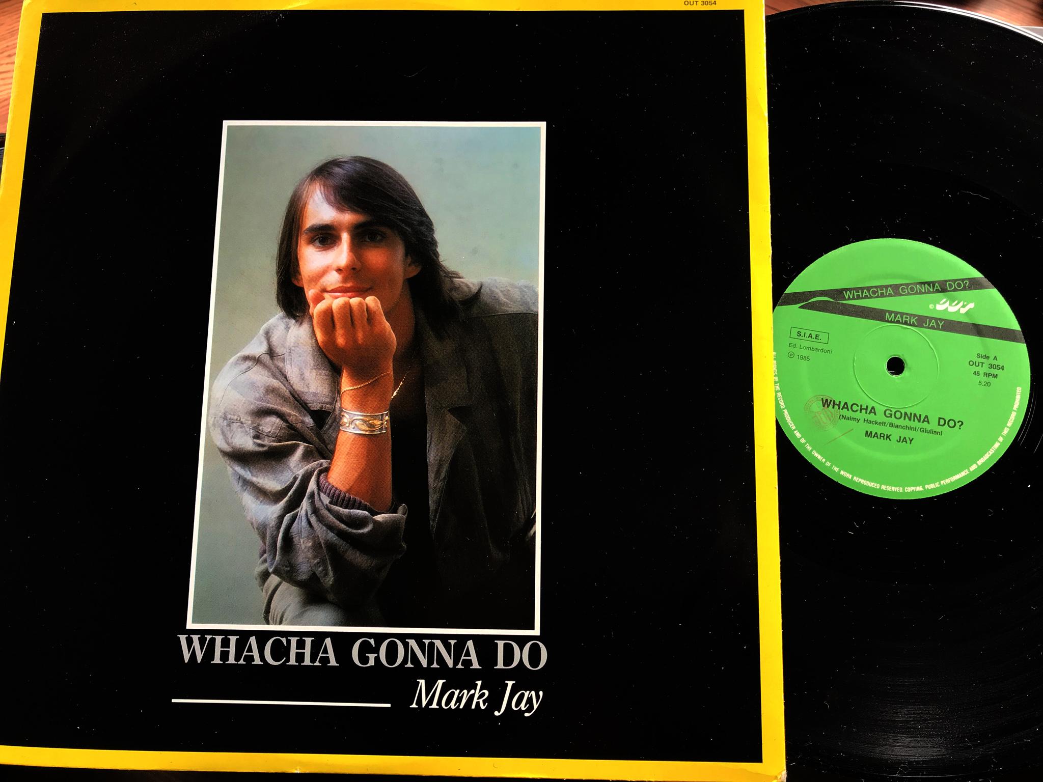 Mark Jay - Whacha Gonna Do
