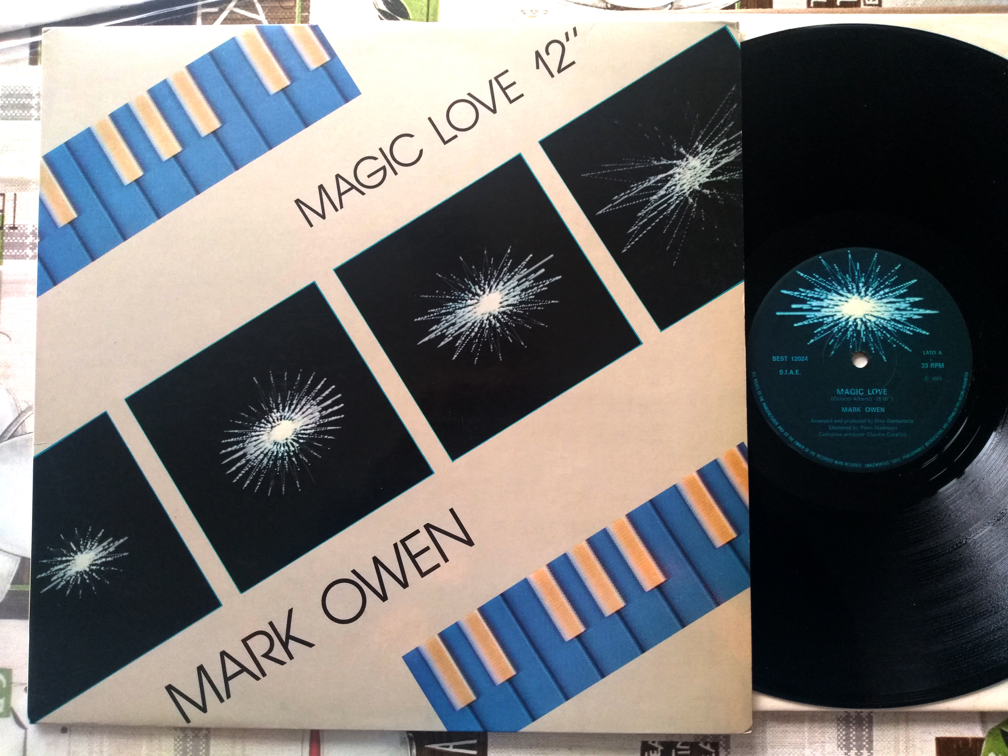 Mark Owen - Magic Love